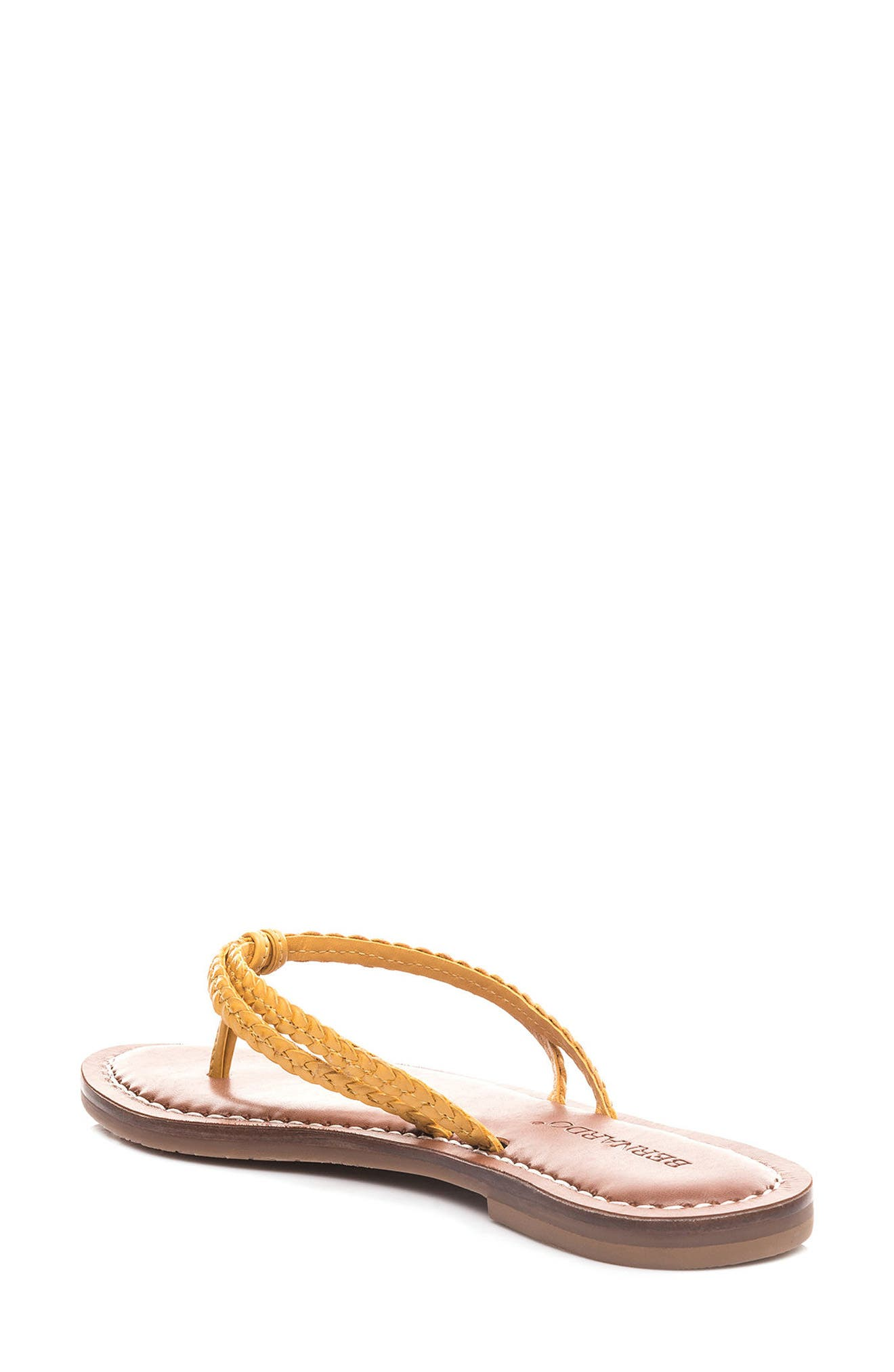 Bernardo Greta Braided Strap Sandal,                             Alternate thumbnail 13, color,