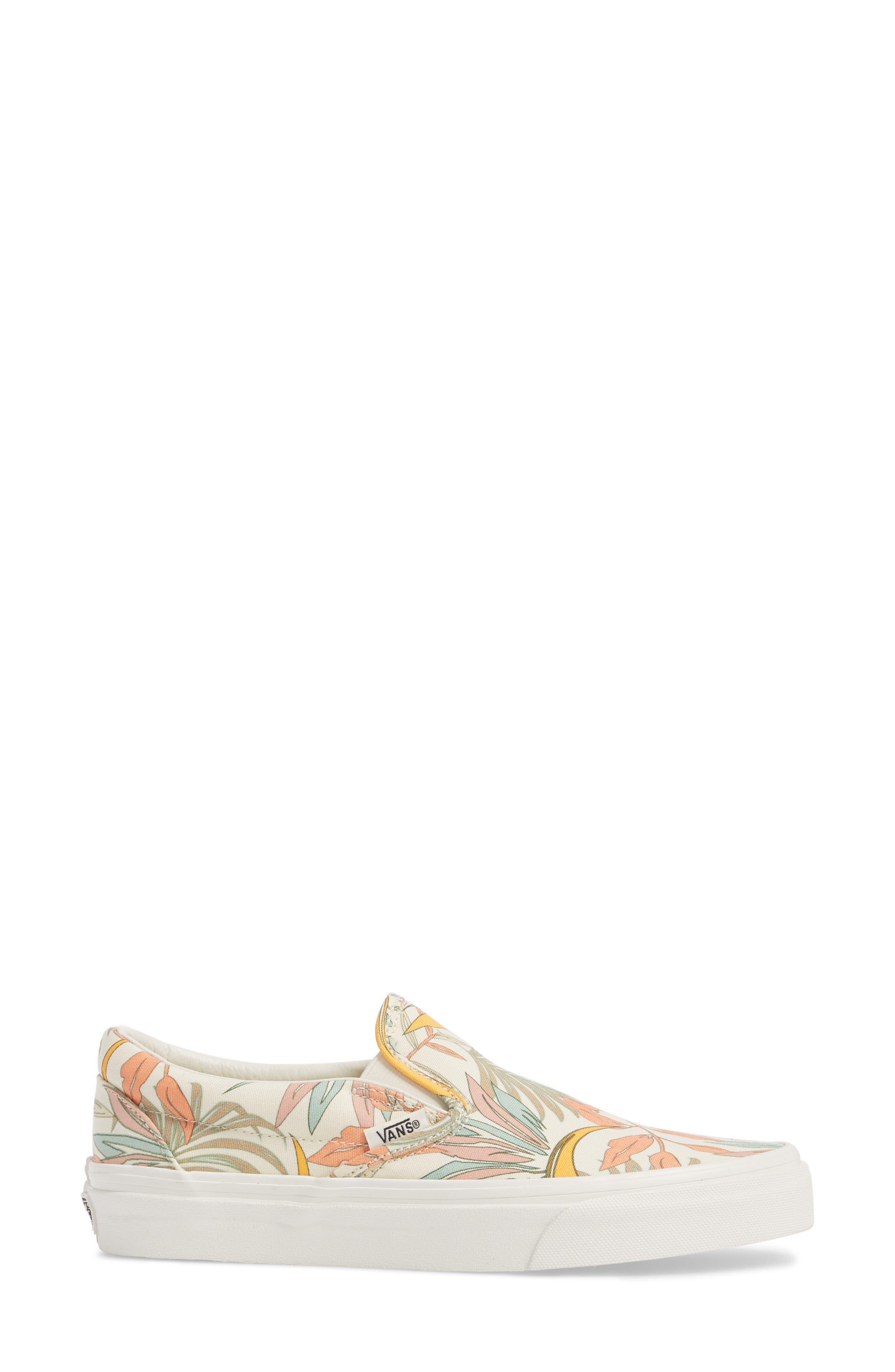 Classic Slip-On Sneaker,                             Alternate thumbnail 196, color,