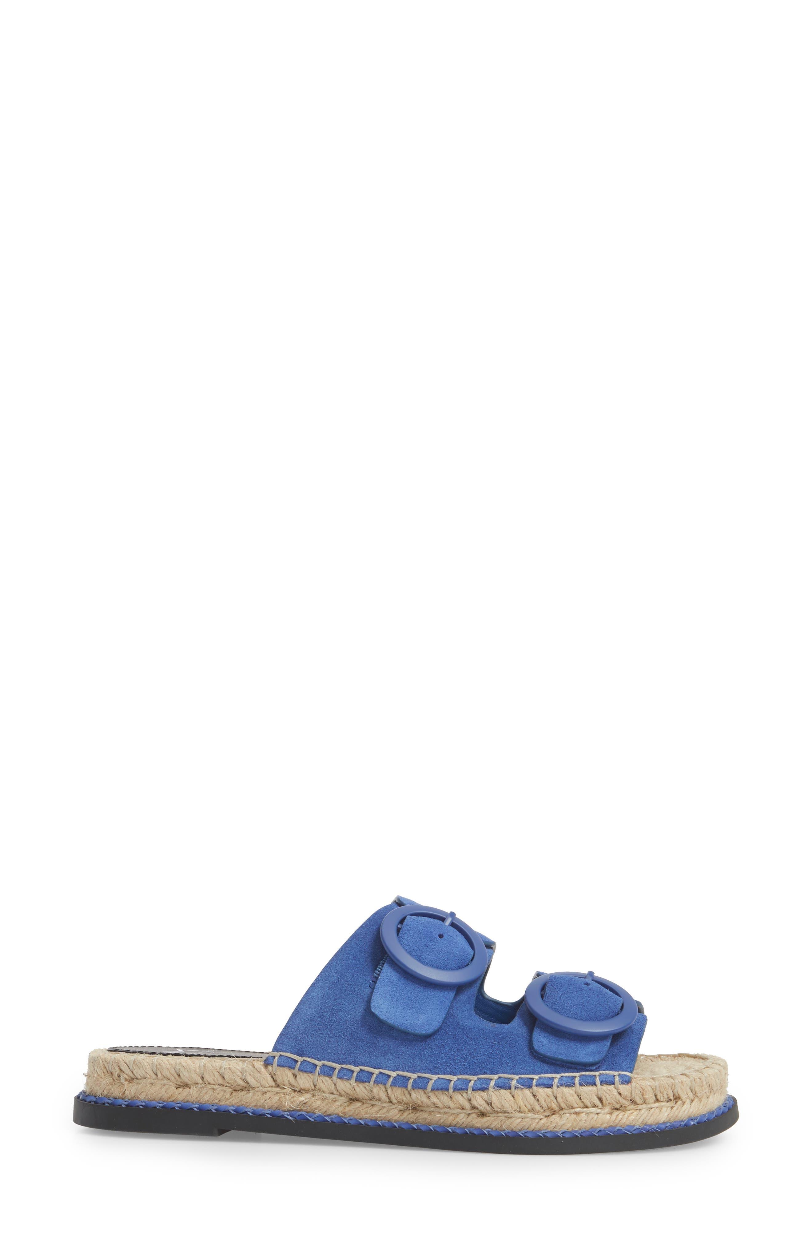 Ramba Espadrille Slide Sandal,                             Alternate thumbnail 8, color,