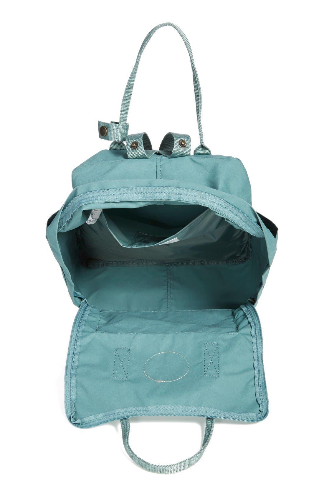 'Kånken' Water Resistant Backpack,                             Alternate thumbnail 485, color,