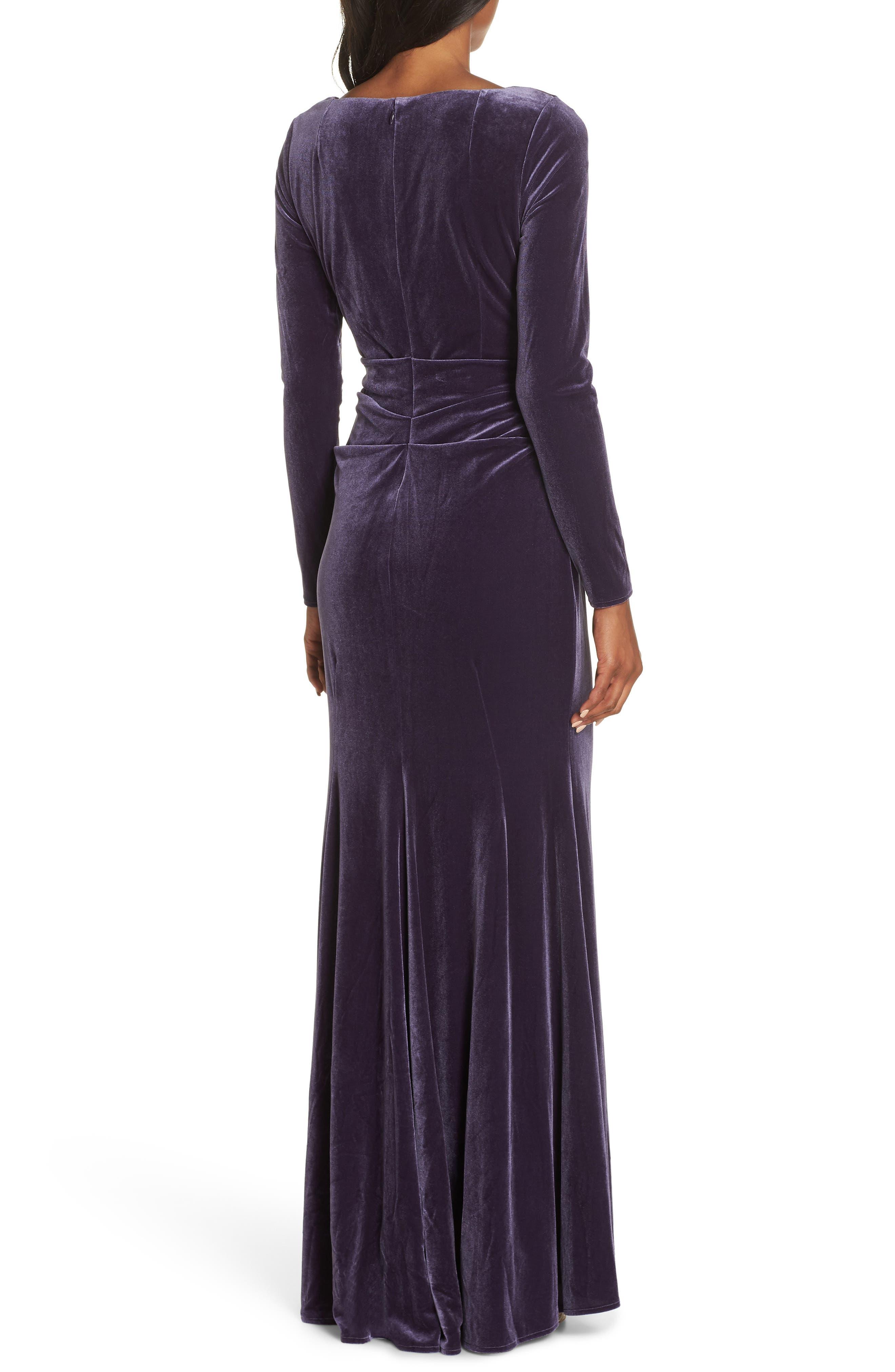 Velvet Gown,                             Alternate thumbnail 7, color,