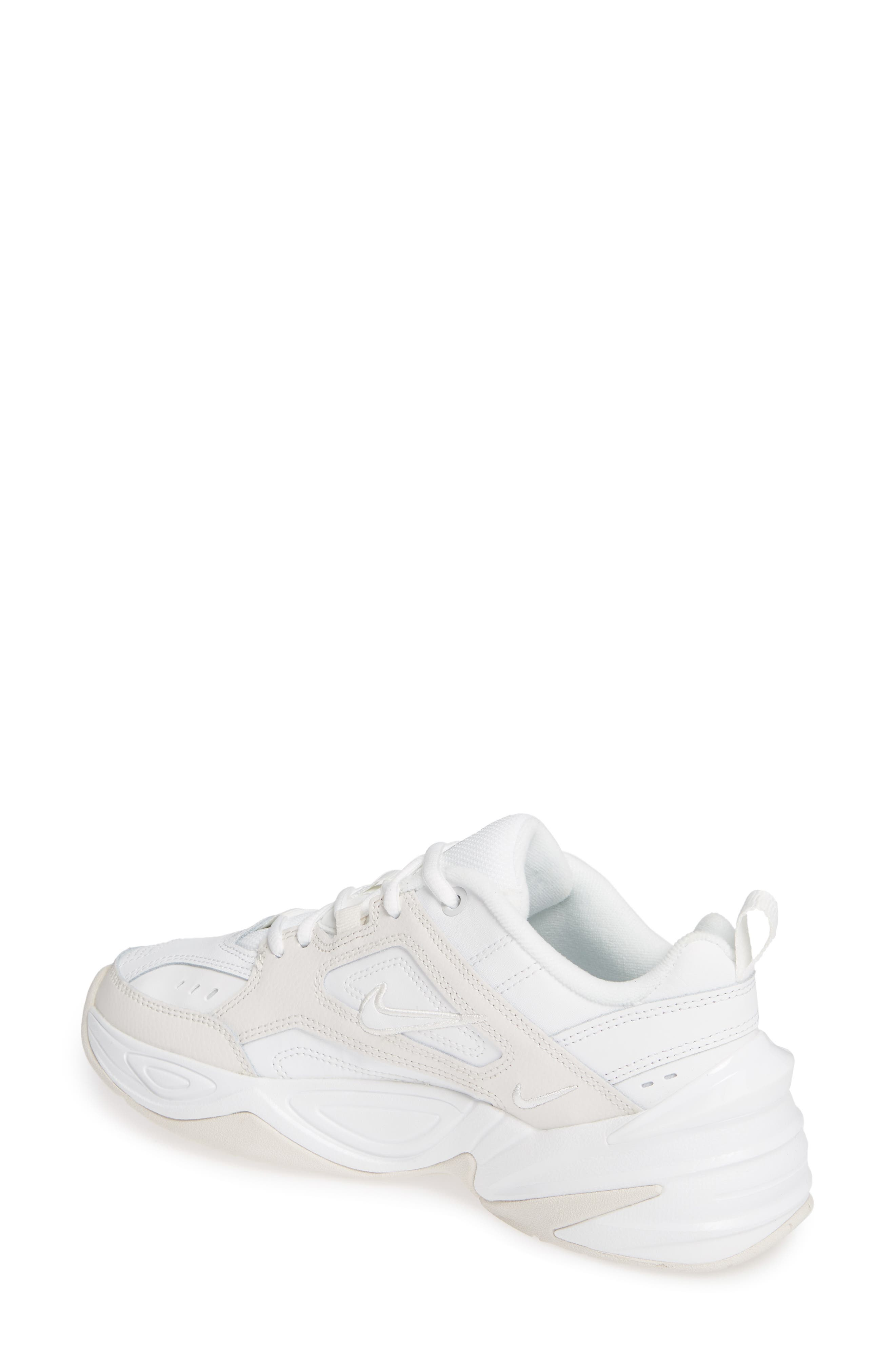 M2K Tekno Sneaker,                             Alternate thumbnail 2, color,                             WHITE