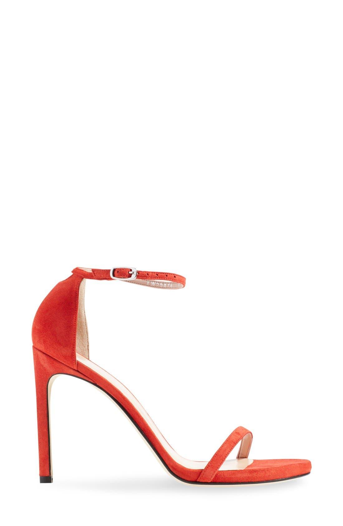 Nudistsong Ankle Strap Sandal,                             Alternate thumbnail 169, color,