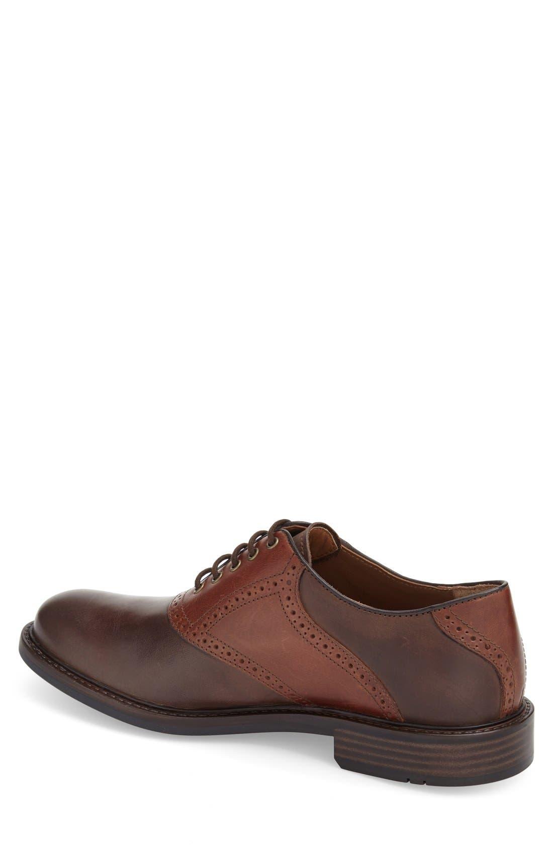'Tabor' Saddle Shoe,                             Alternate thumbnail 2, color,                             200