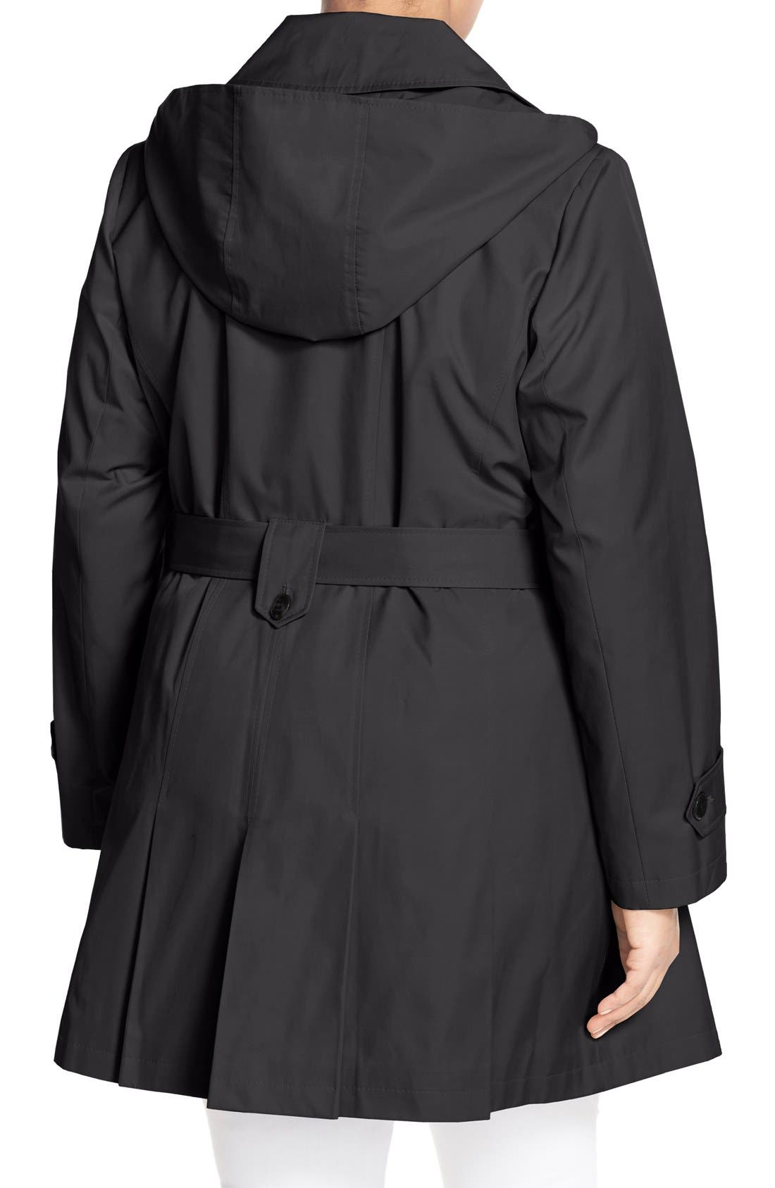 'Scarpa' Single Breasted Trench Coat,                             Alternate thumbnail 7, color,