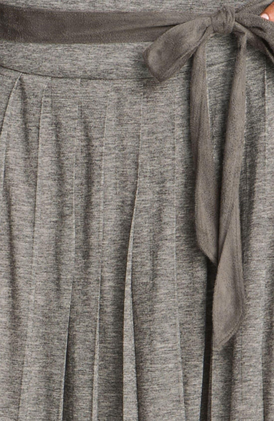 'Amburgo' Jersey Skirt,                             Alternate thumbnail 2, color,                             054