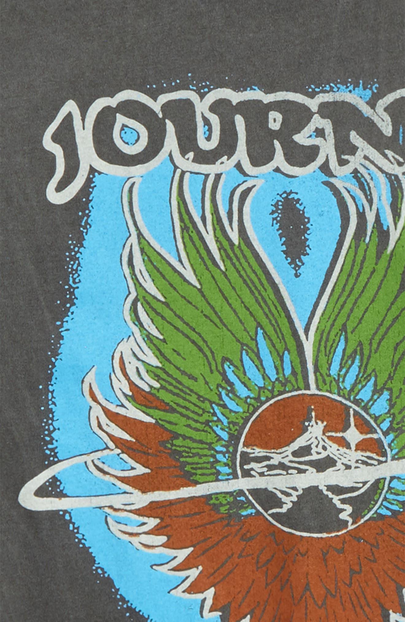 Journey '79 Tour Graphic T-Shirt,                             Alternate thumbnail 2, color,                             088