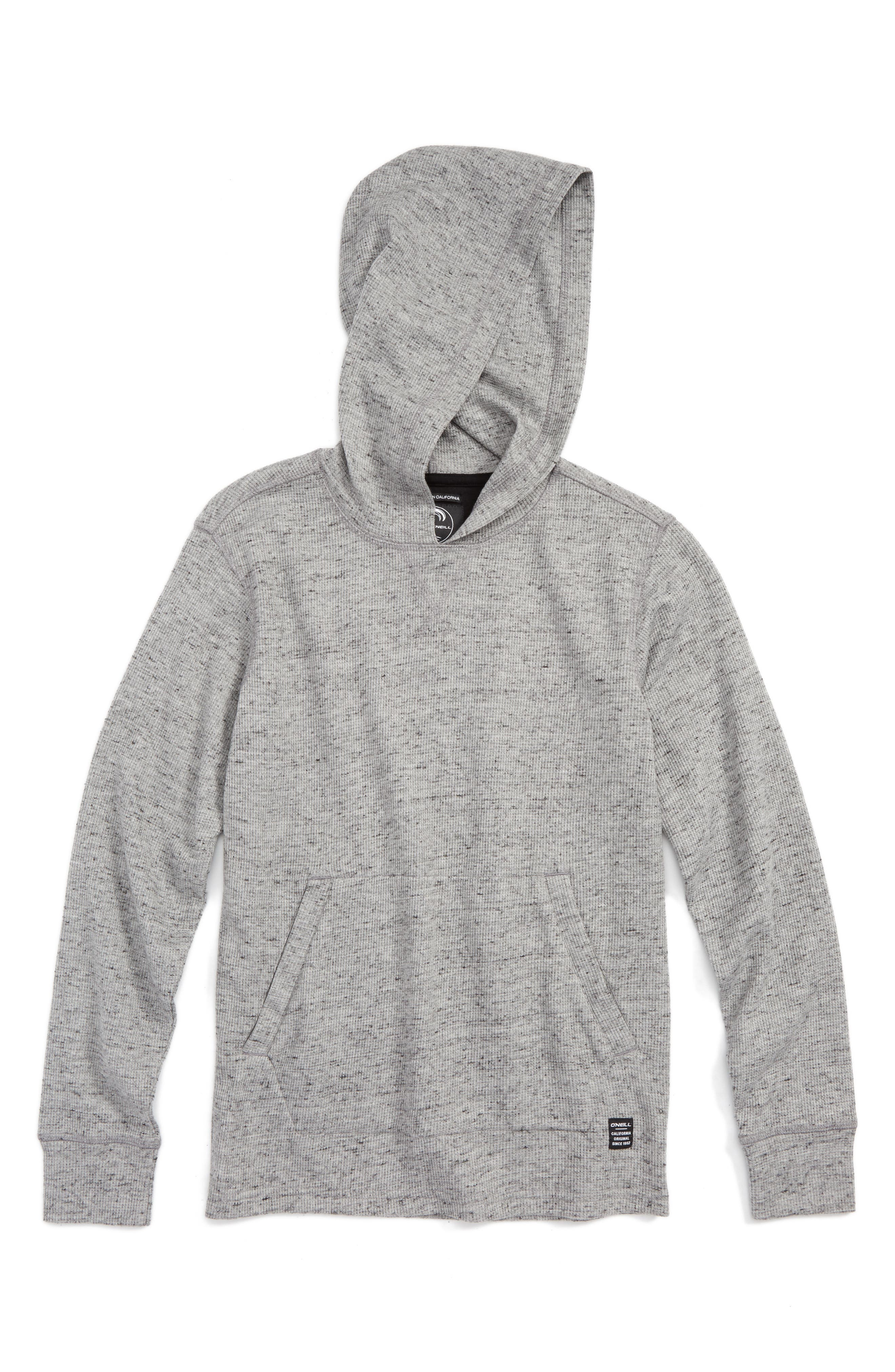 Boldin Thermal Pullover Hoodie,                             Main thumbnail 2, color,