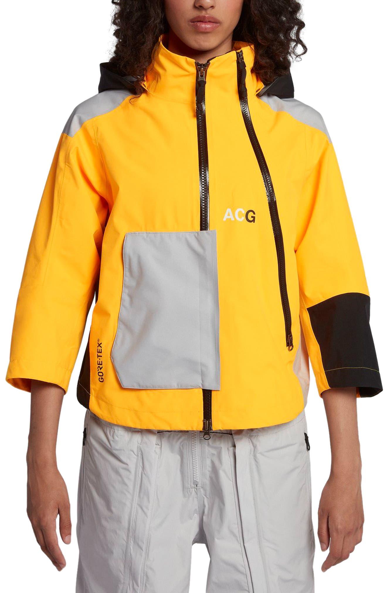 NikeLab ACG Gore-Tex<sup>®</sup> Women's Jacket,                             Alternate thumbnail 6, color,