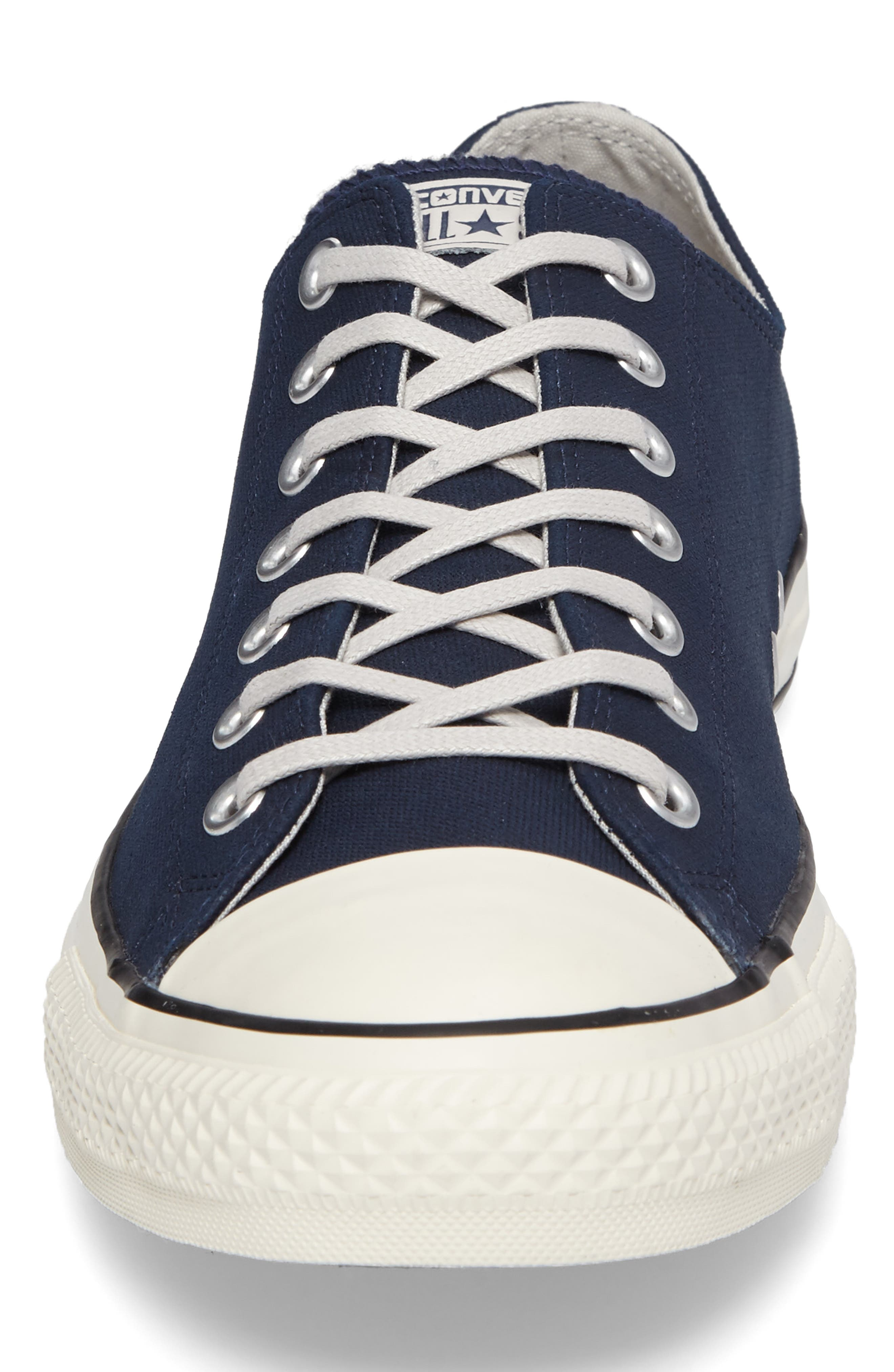 Chuck Taylor<sup>®</sup> All Star<sup>®</sup> Low Top Sneaker,                             Alternate thumbnail 4, color,                             471