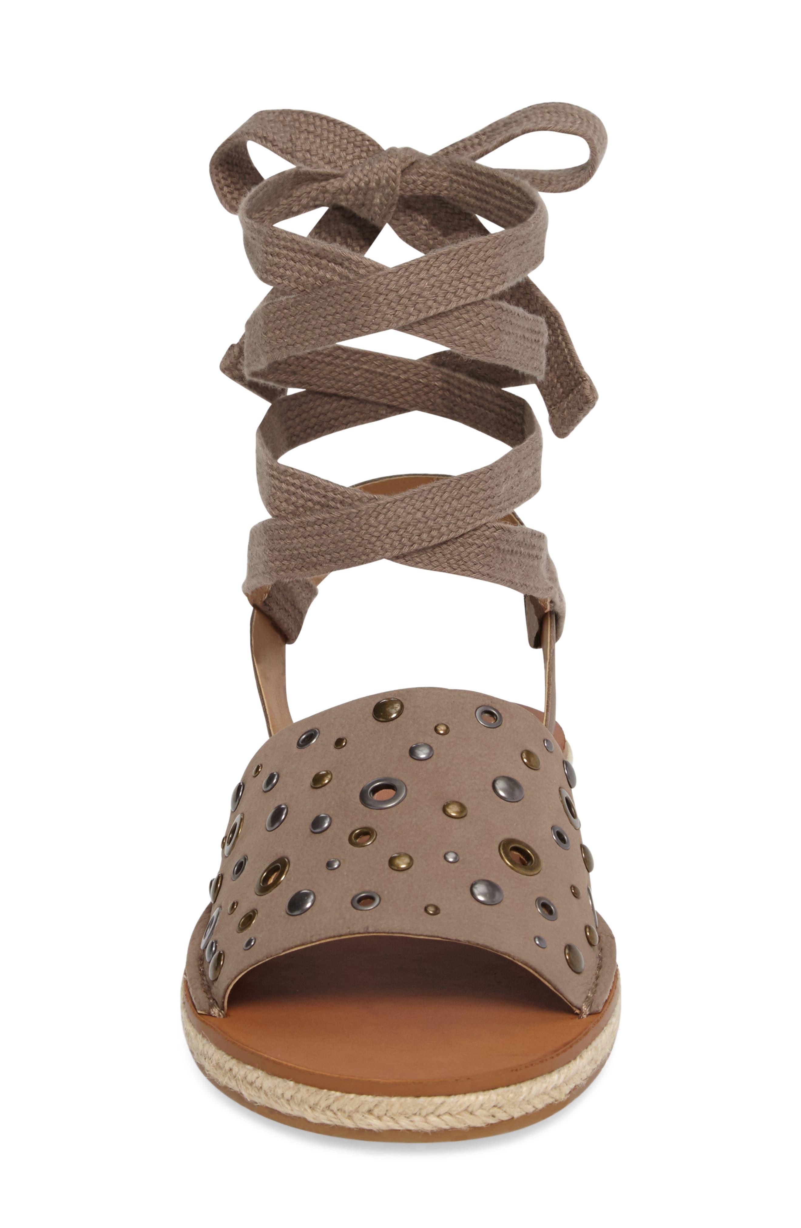 Daytah Ankle Tie Sandal,                             Alternate thumbnail 14, color,