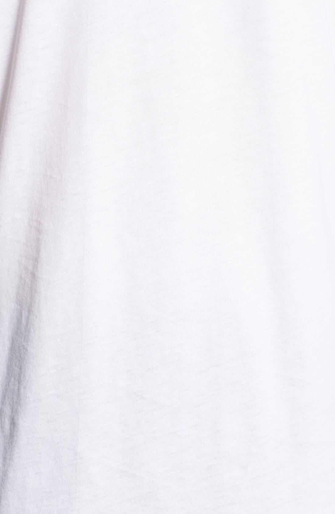 Organic Cotton Jersey Classic Collar Shirt,                             Alternate thumbnail 19, color,