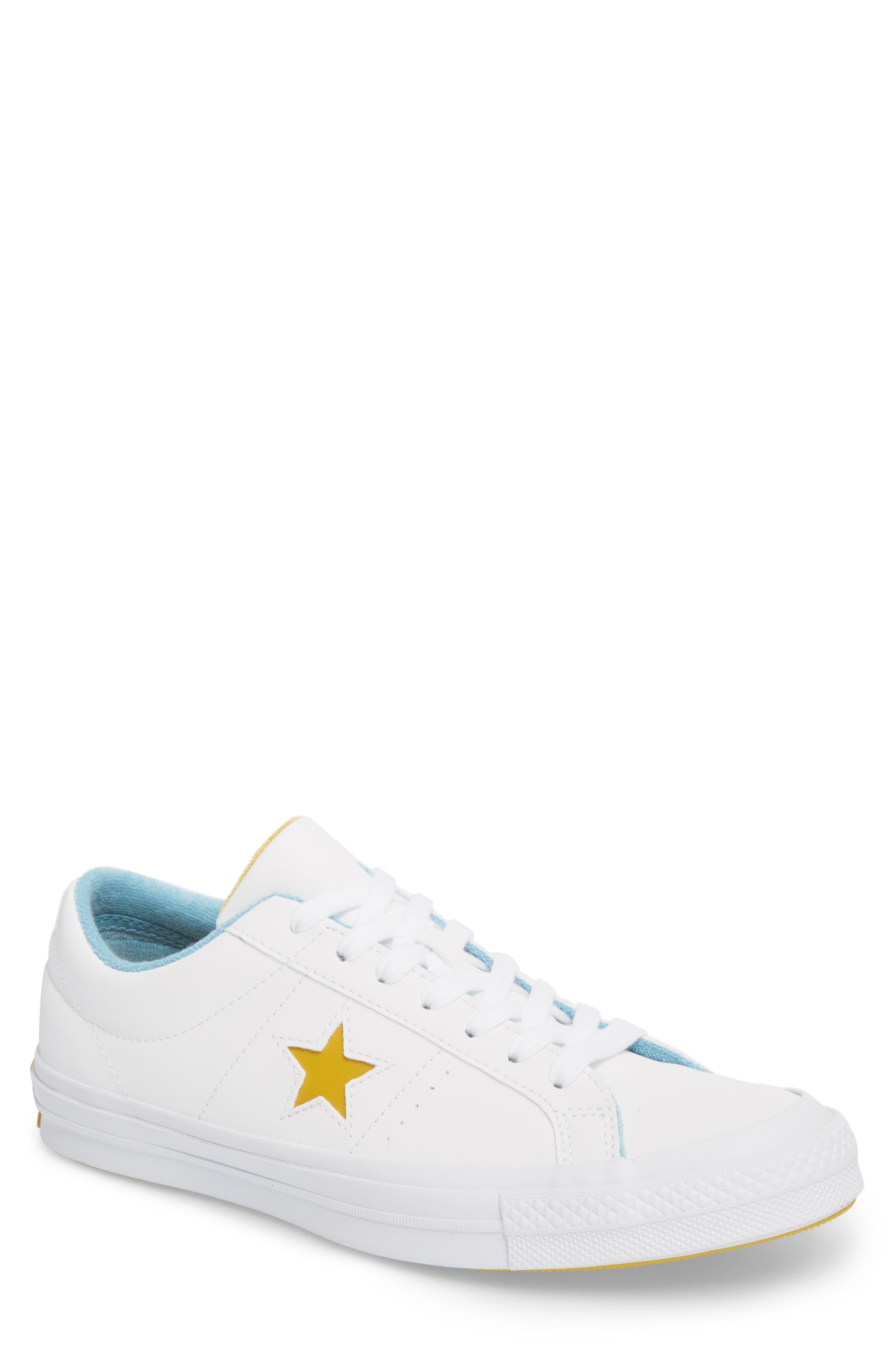 Chuck Taylor<sup>®</sup> One Star Grand Slam Sneaker,                             Main thumbnail 2, color,