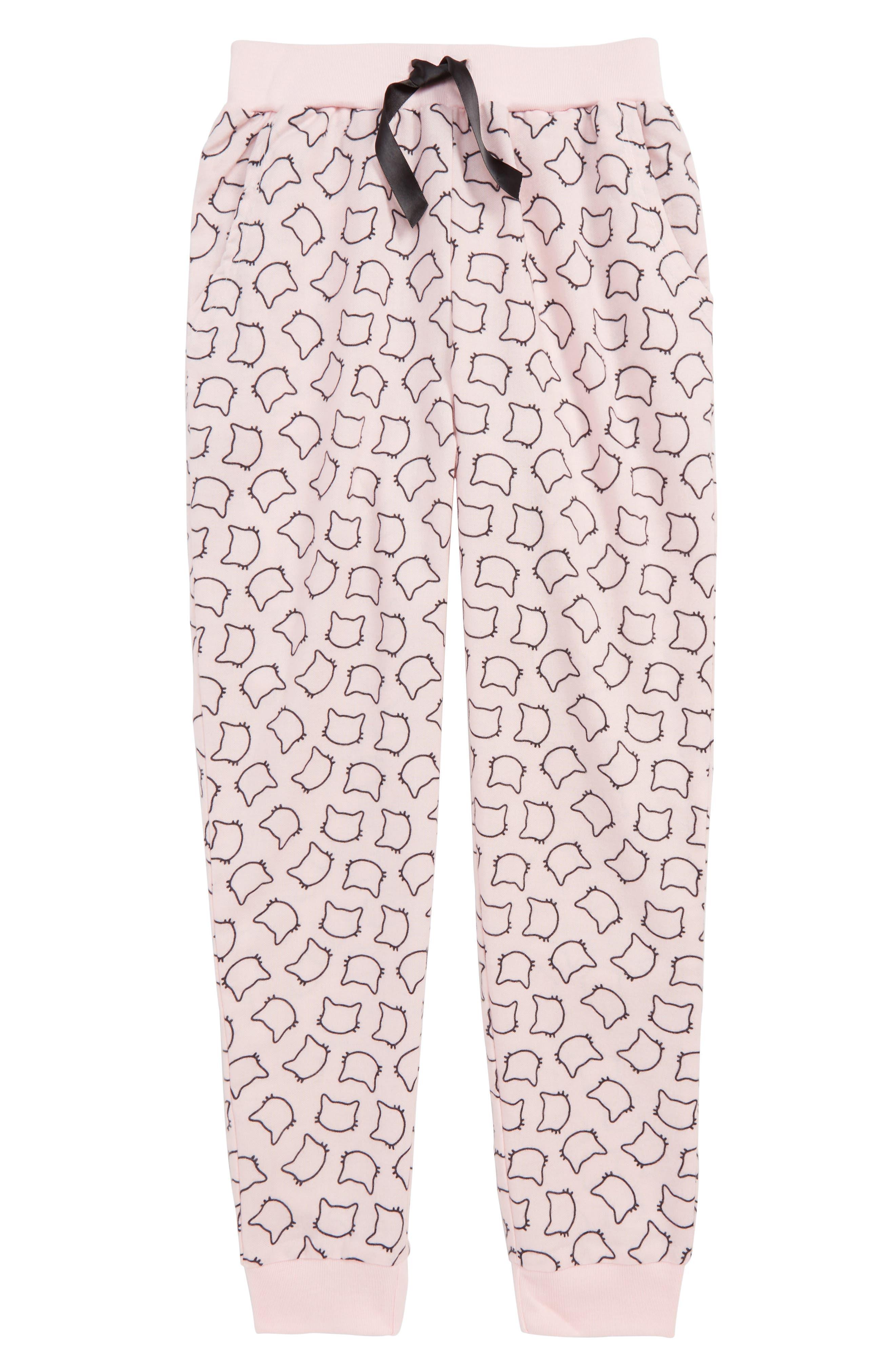 Girls Tucker  Tate Flannel Pajama Pants Size XL (1416)  Pink