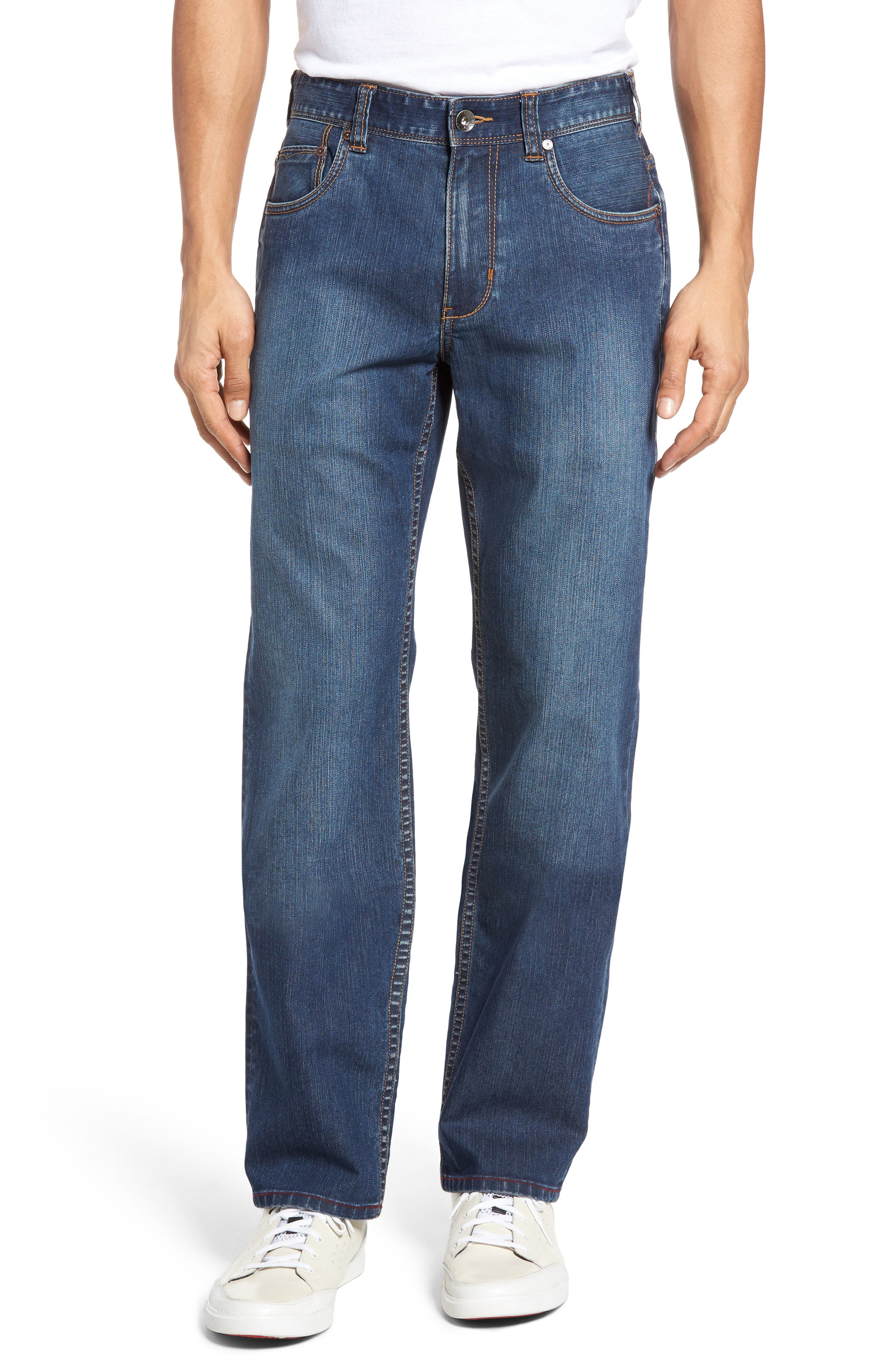 Sorrento Straight Leg Jeans,                         Main,                         color, 400