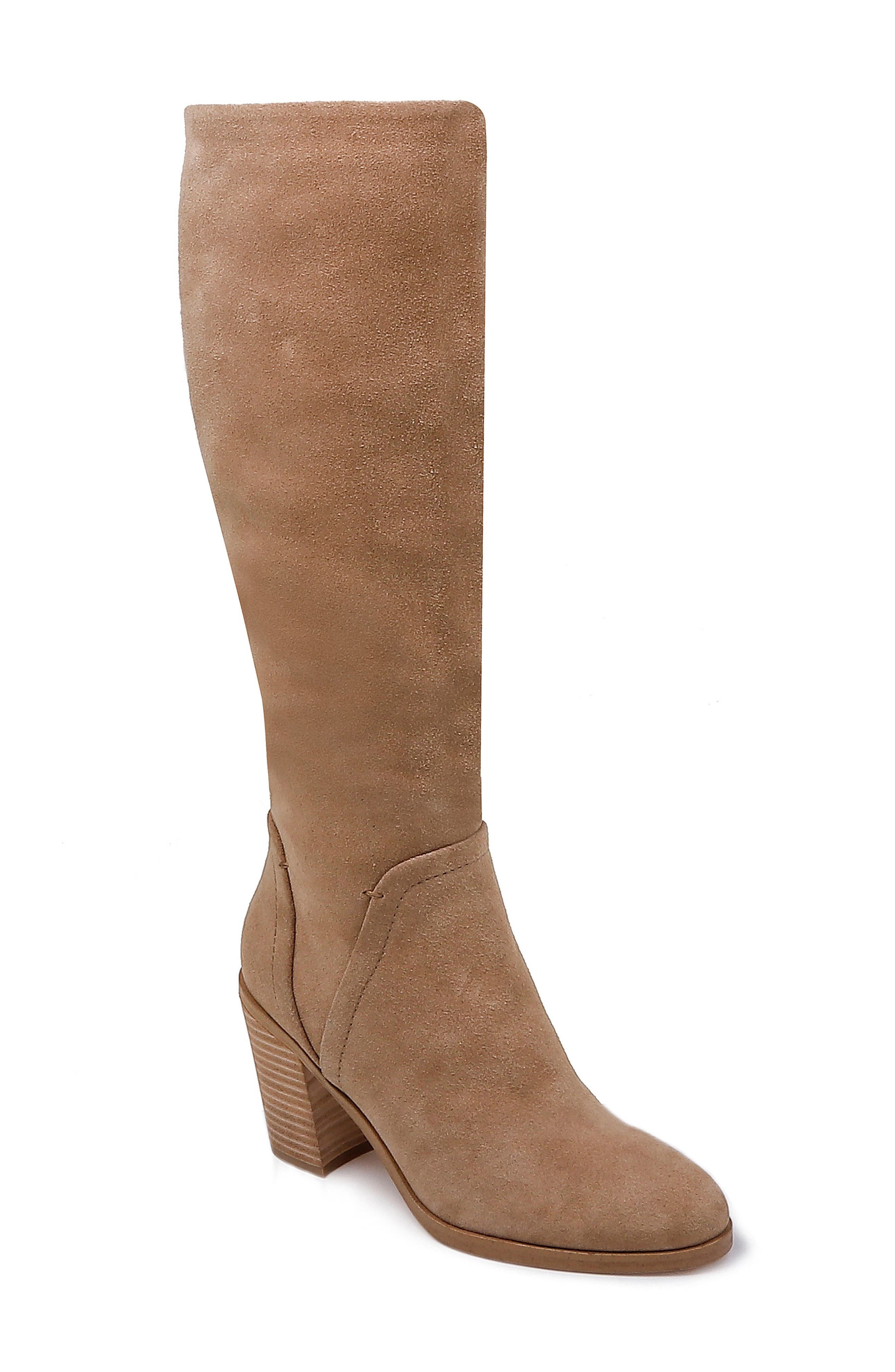 Chester Boot,                         Main,                         color, OAT SUEDE