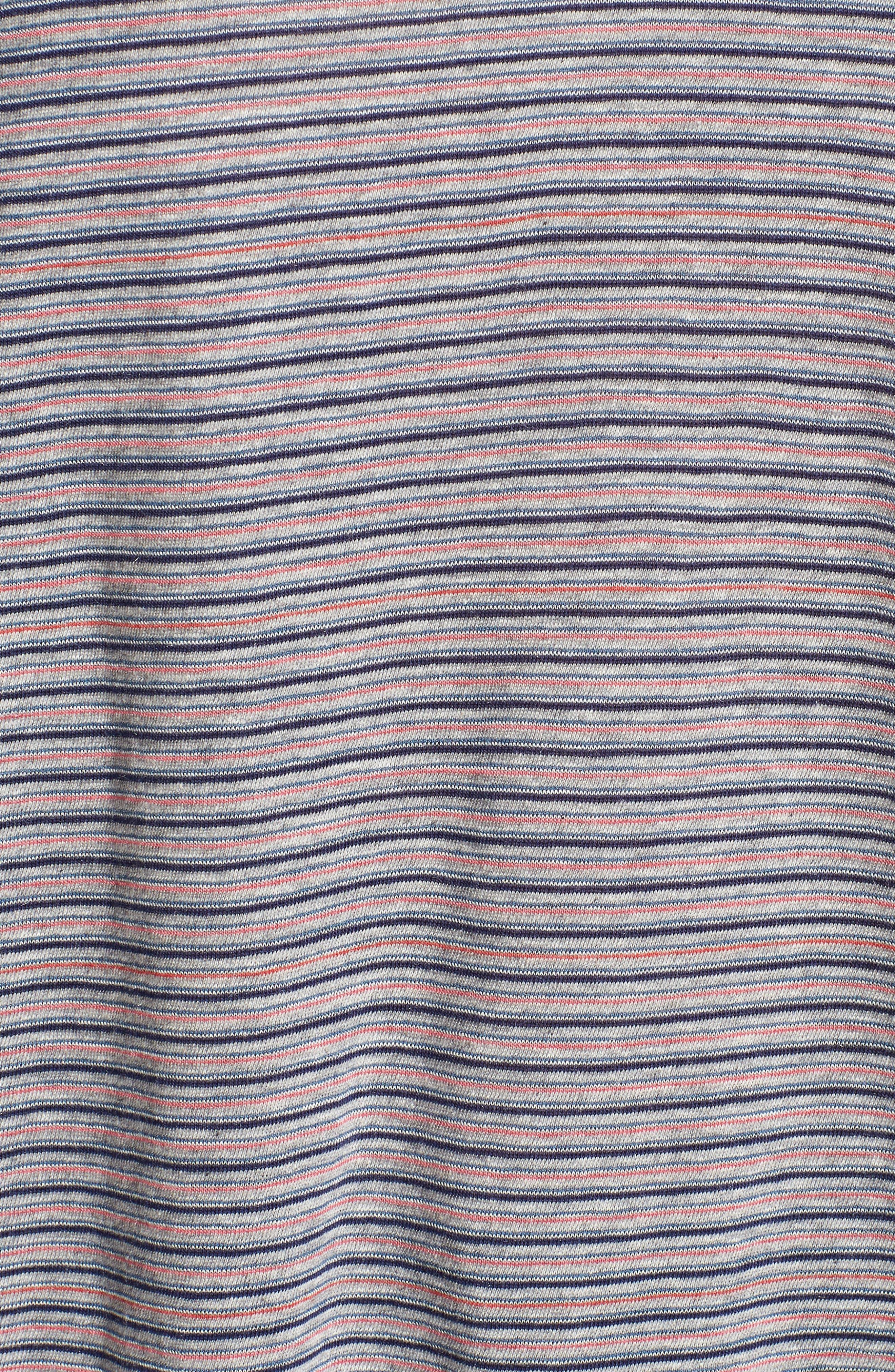 Tie Detail Tank,                             Alternate thumbnail 5, color,                             050