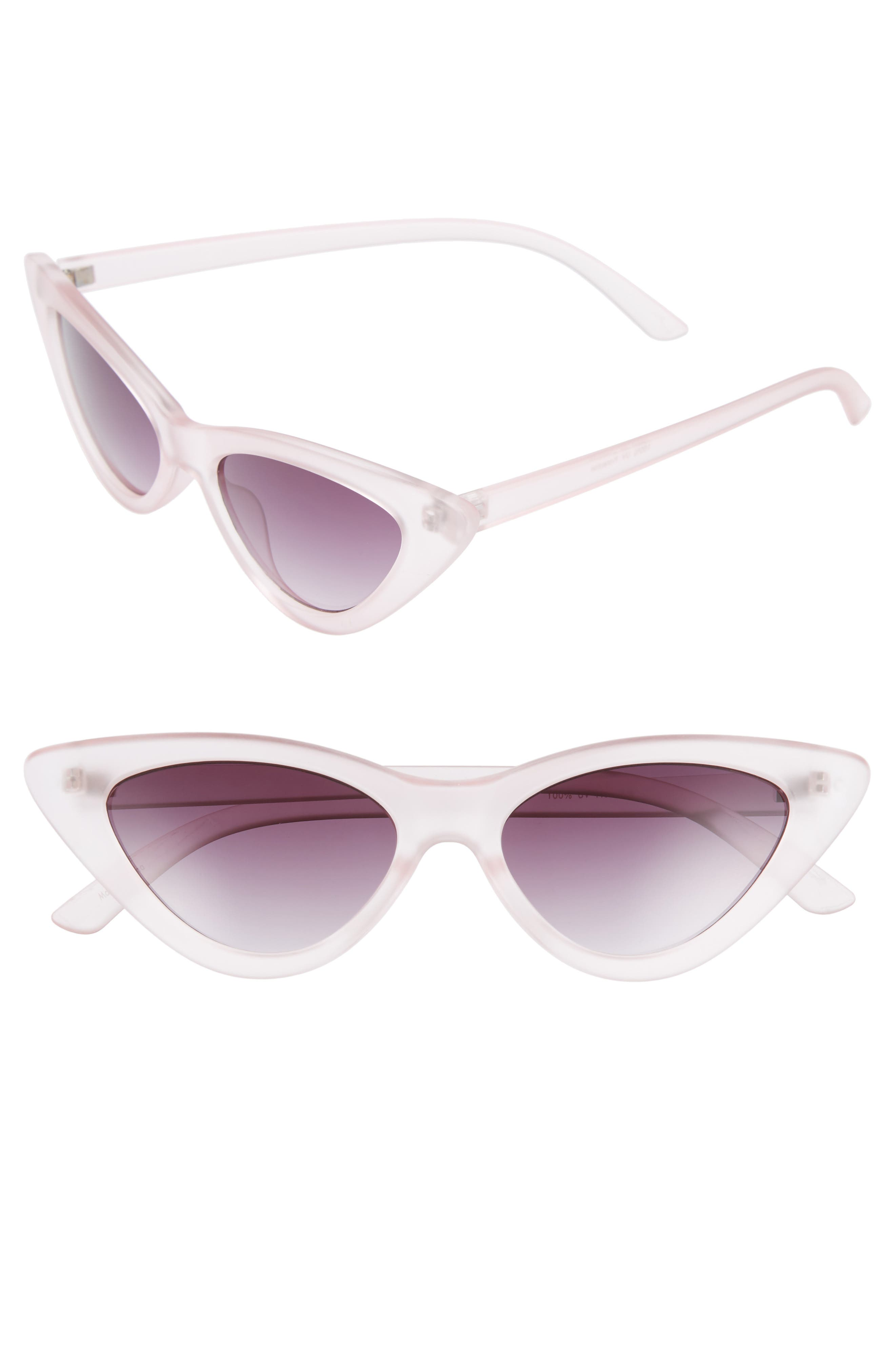62mm Cat Eye Sunglasses,                             Main thumbnail 3, color,