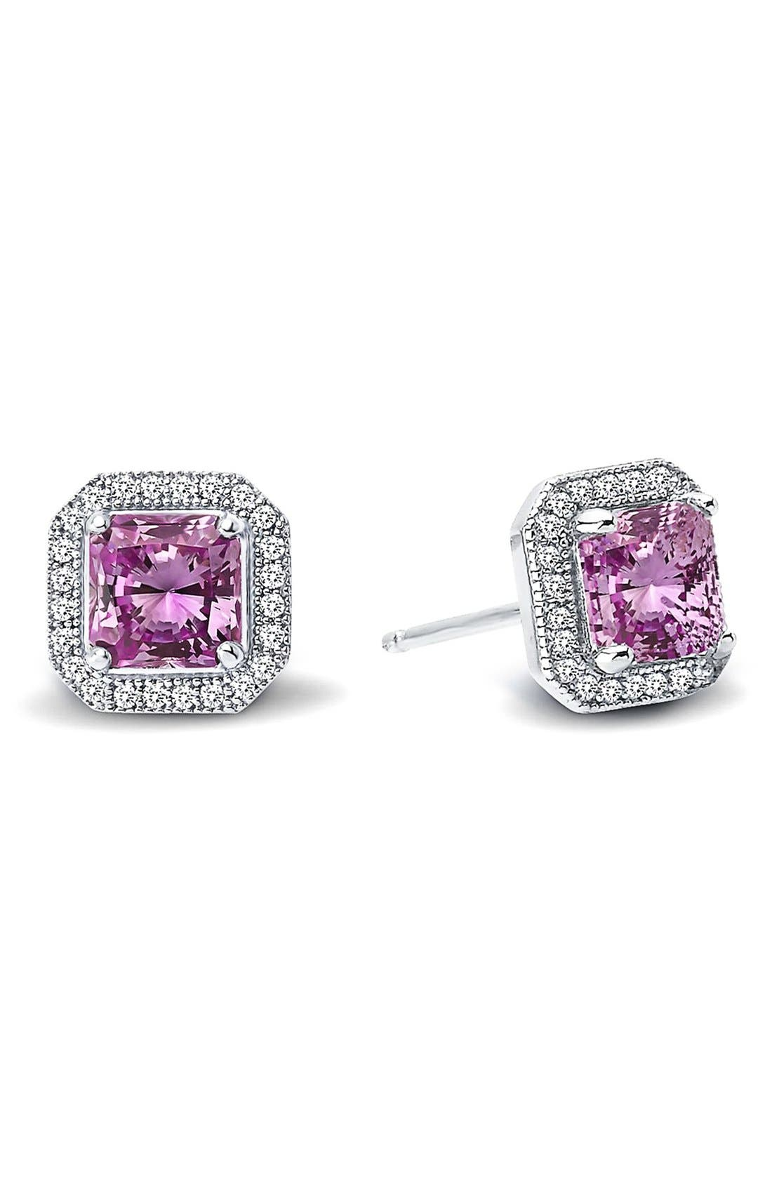 'Lassaire' Stud Earrings,                             Main thumbnail 1, color,                             040