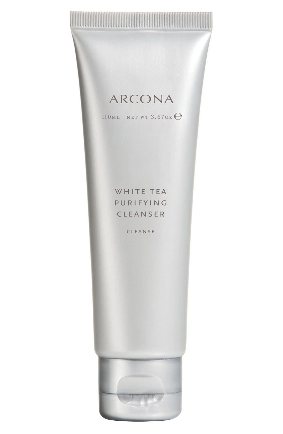 White Tea Purifying Cleanser, Arcona skincare