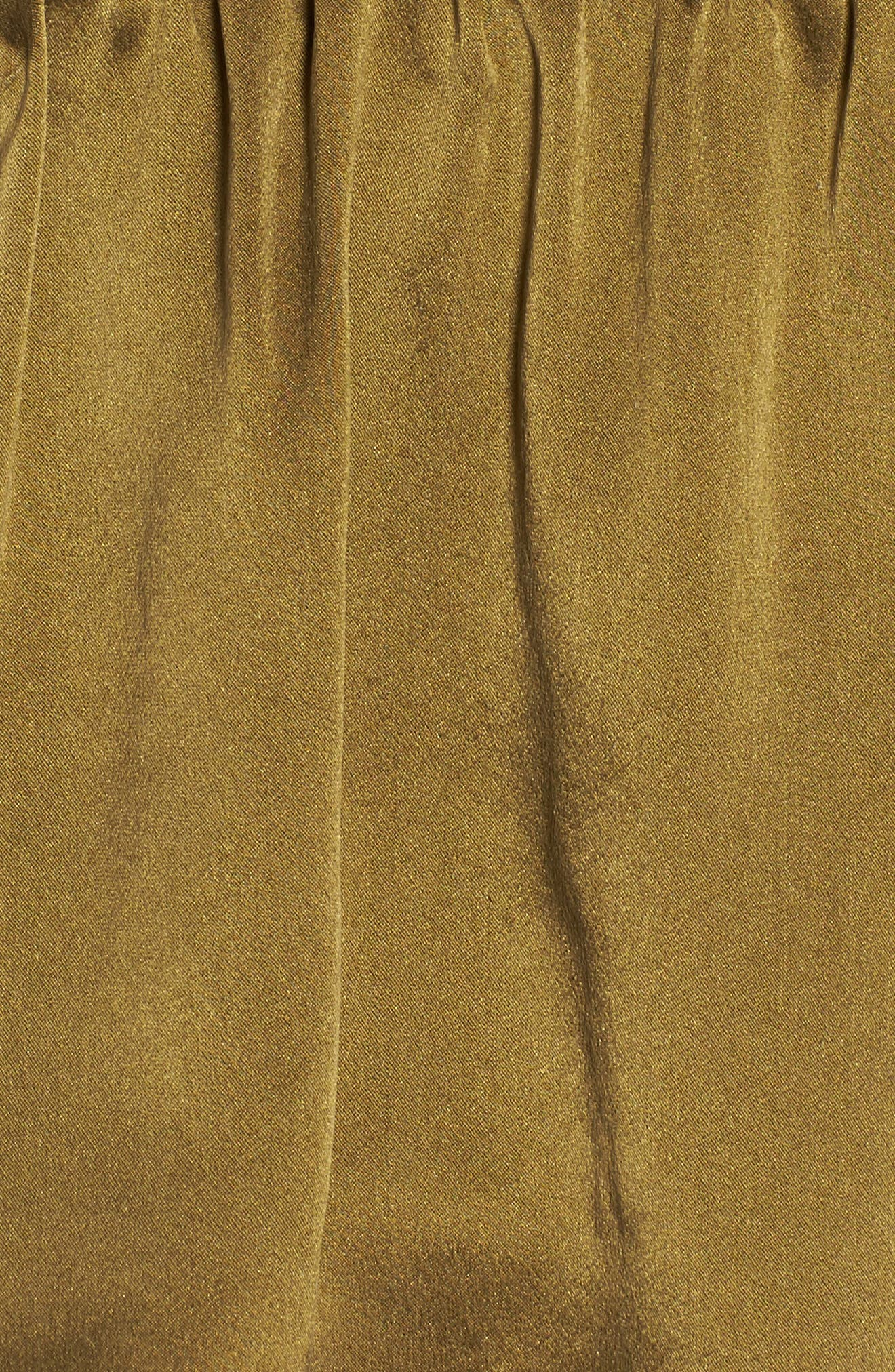 Monte Off the Shoulder Silk Top,                             Alternate thumbnail 5, color,                             300