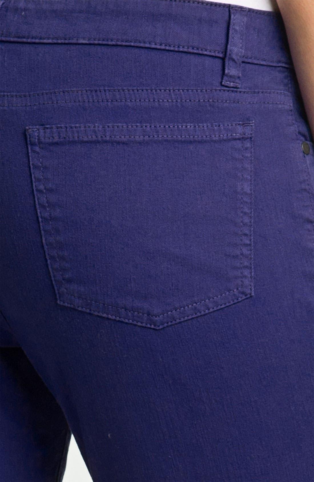 Skinny Ankle Jeans,                             Alternate thumbnail 24, color,