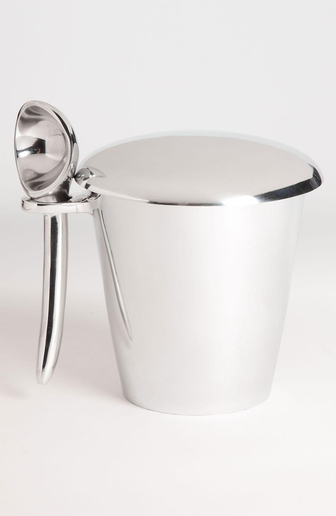 Porcelain Ice Cream Pint Holder, Main, color, 040