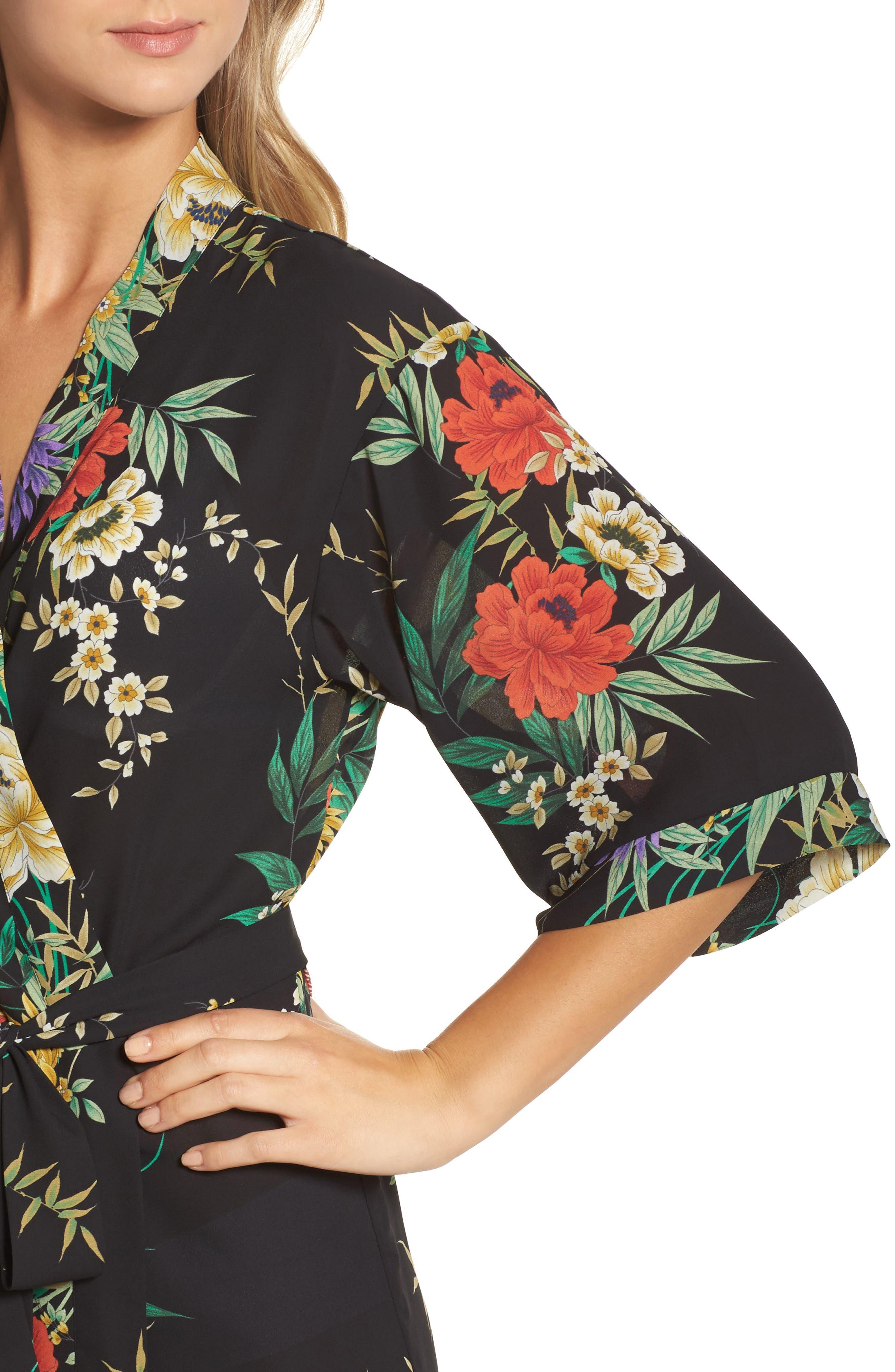 Melody Kimono Wrap,                             Alternate thumbnail 4, color,