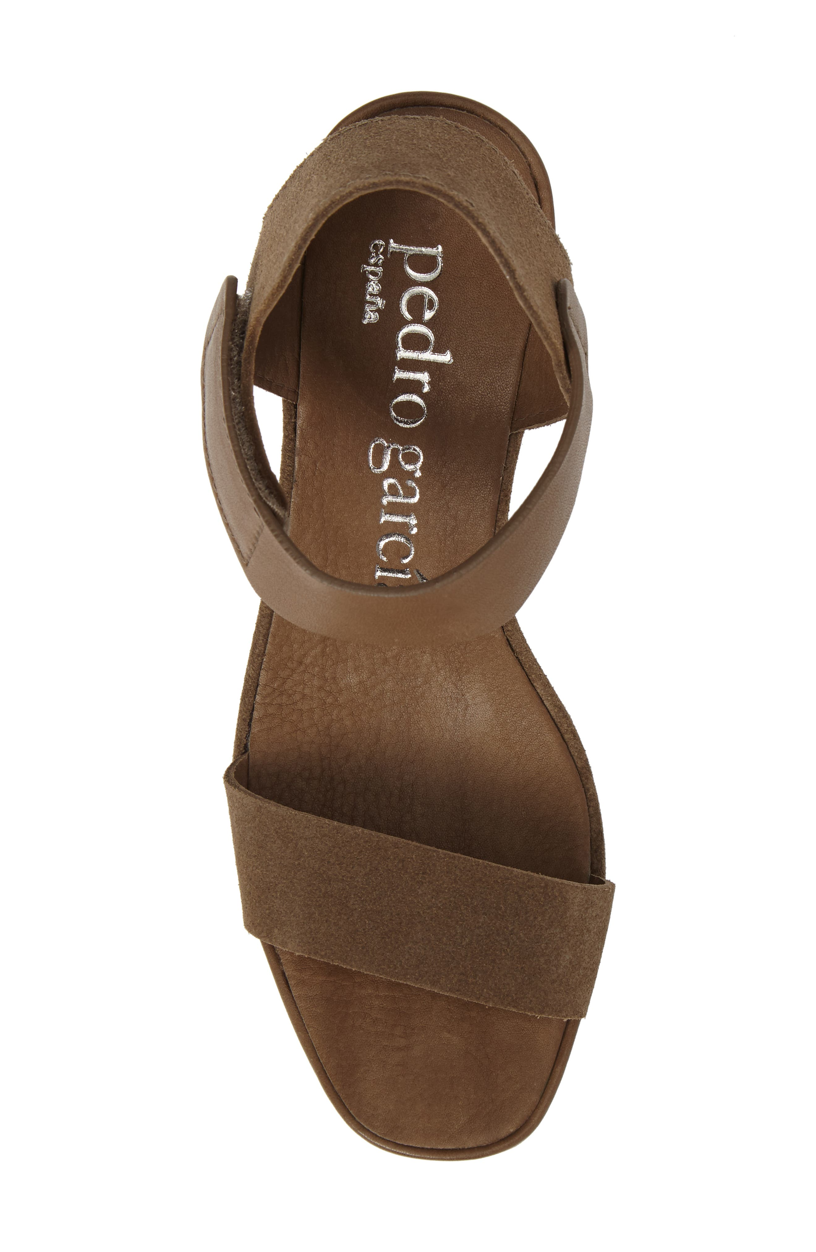 Francesca Wedge Sandal,                             Alternate thumbnail 5, color,                             250