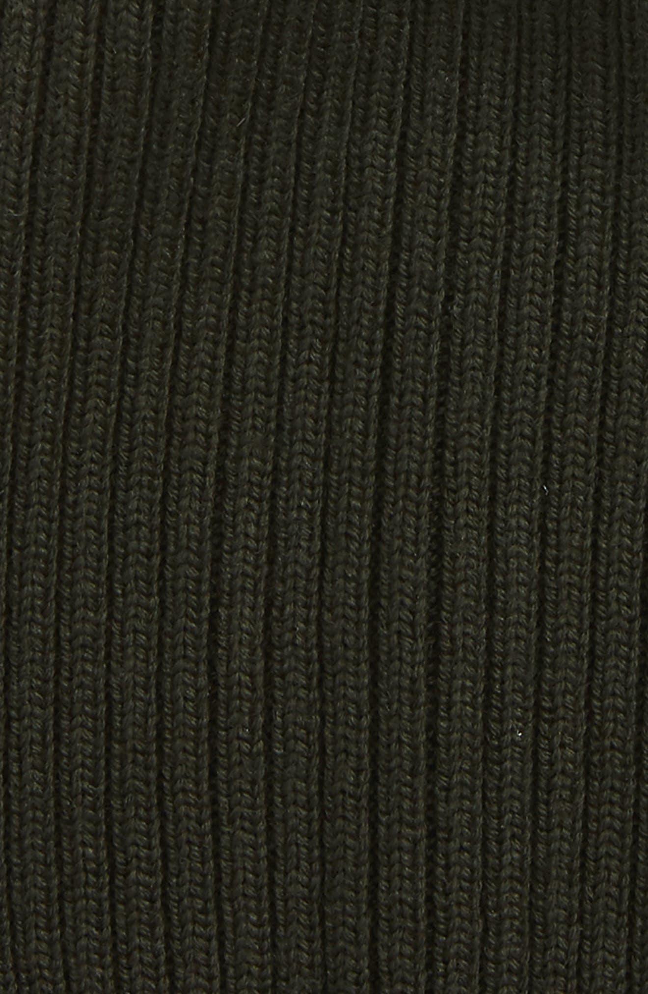 Rib Knit Wool Beanie,                             Alternate thumbnail 11, color,