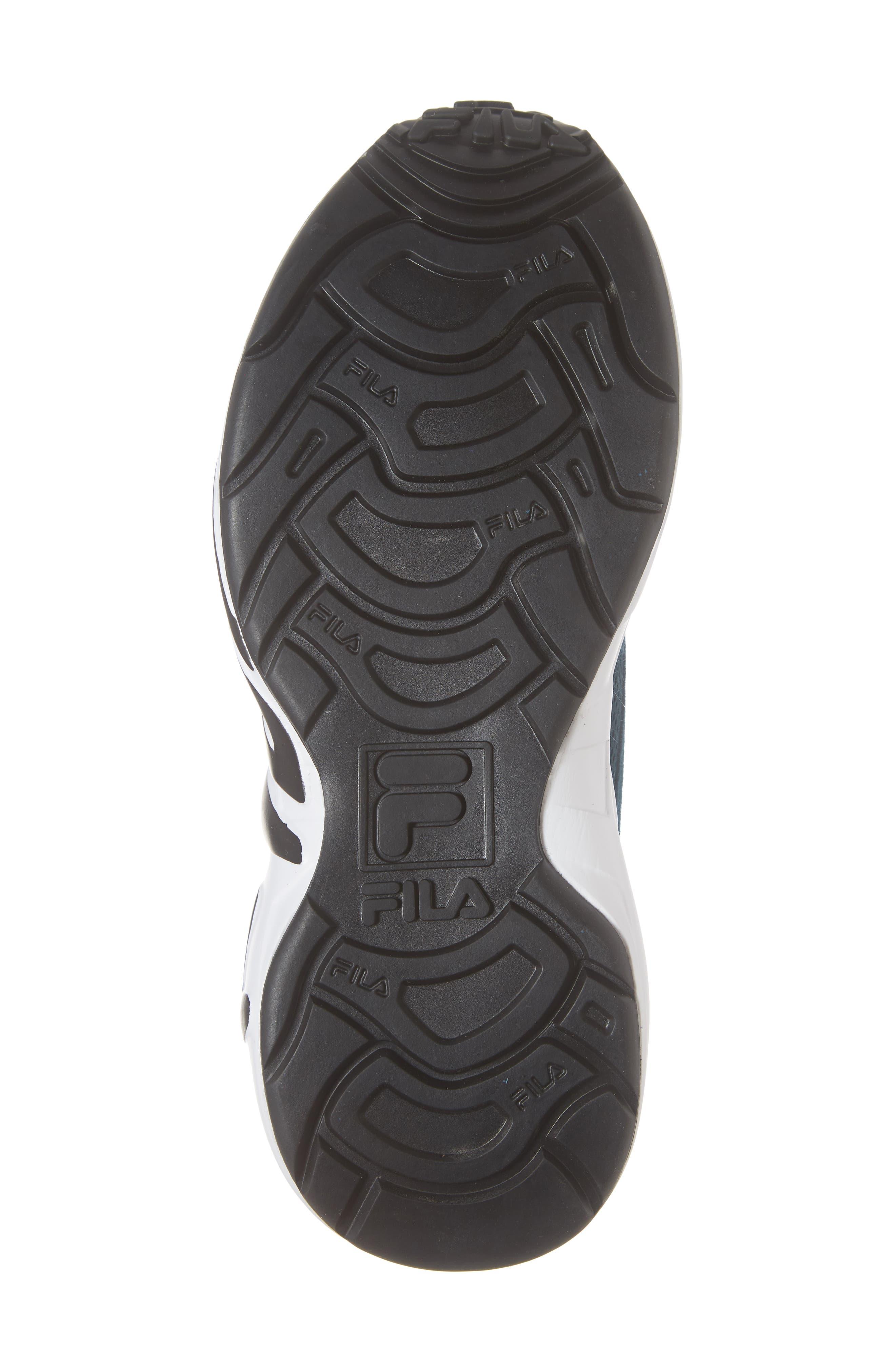Mindblower Sneaker,                             Alternate thumbnail 6, color,                             WHITE/ BLACK