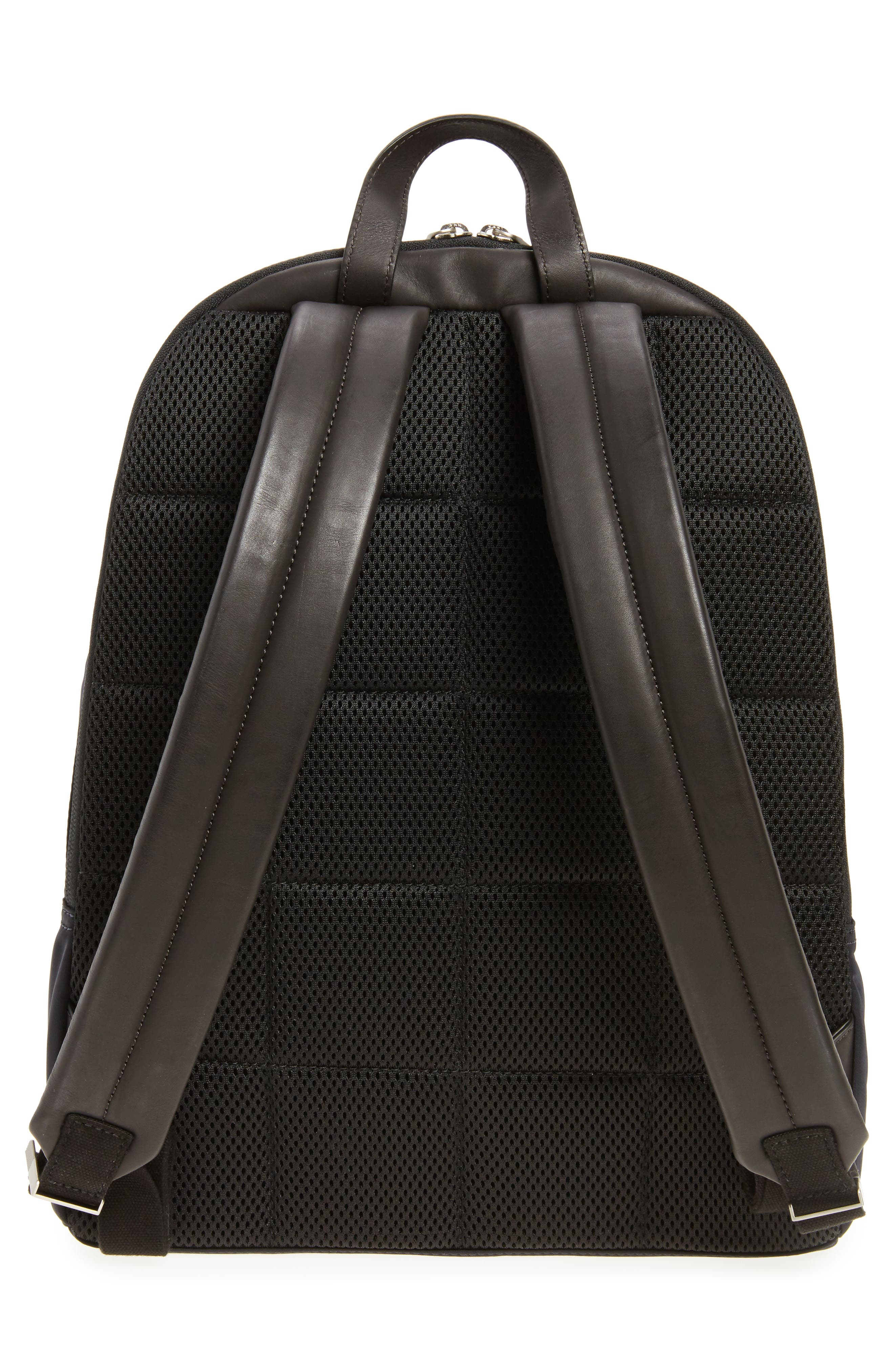 Twill Backpack,                             Alternate thumbnail 3, color,
