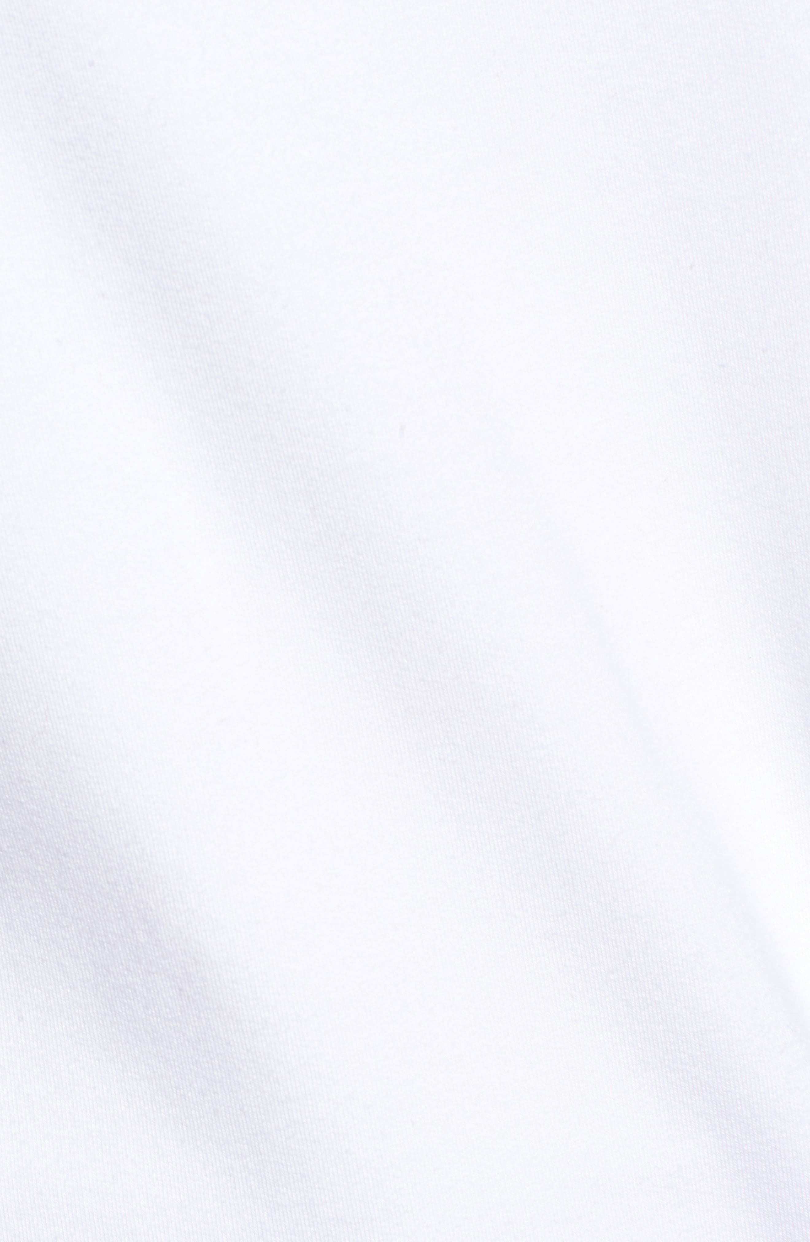 Tie Knot Sweatshirt,                             Alternate thumbnail 6, color,                             100