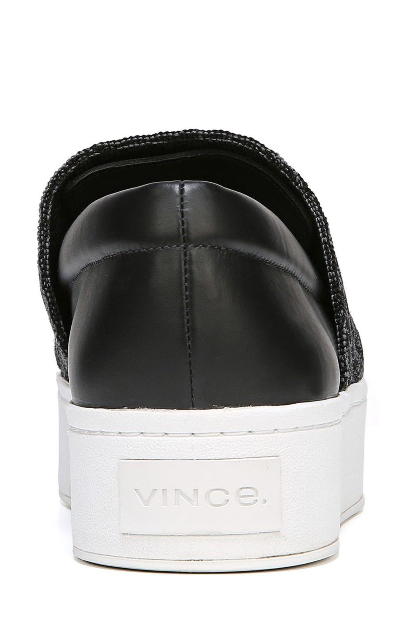 Weadon Slip-On Sneaker,                             Alternate thumbnail 9, color,                             002