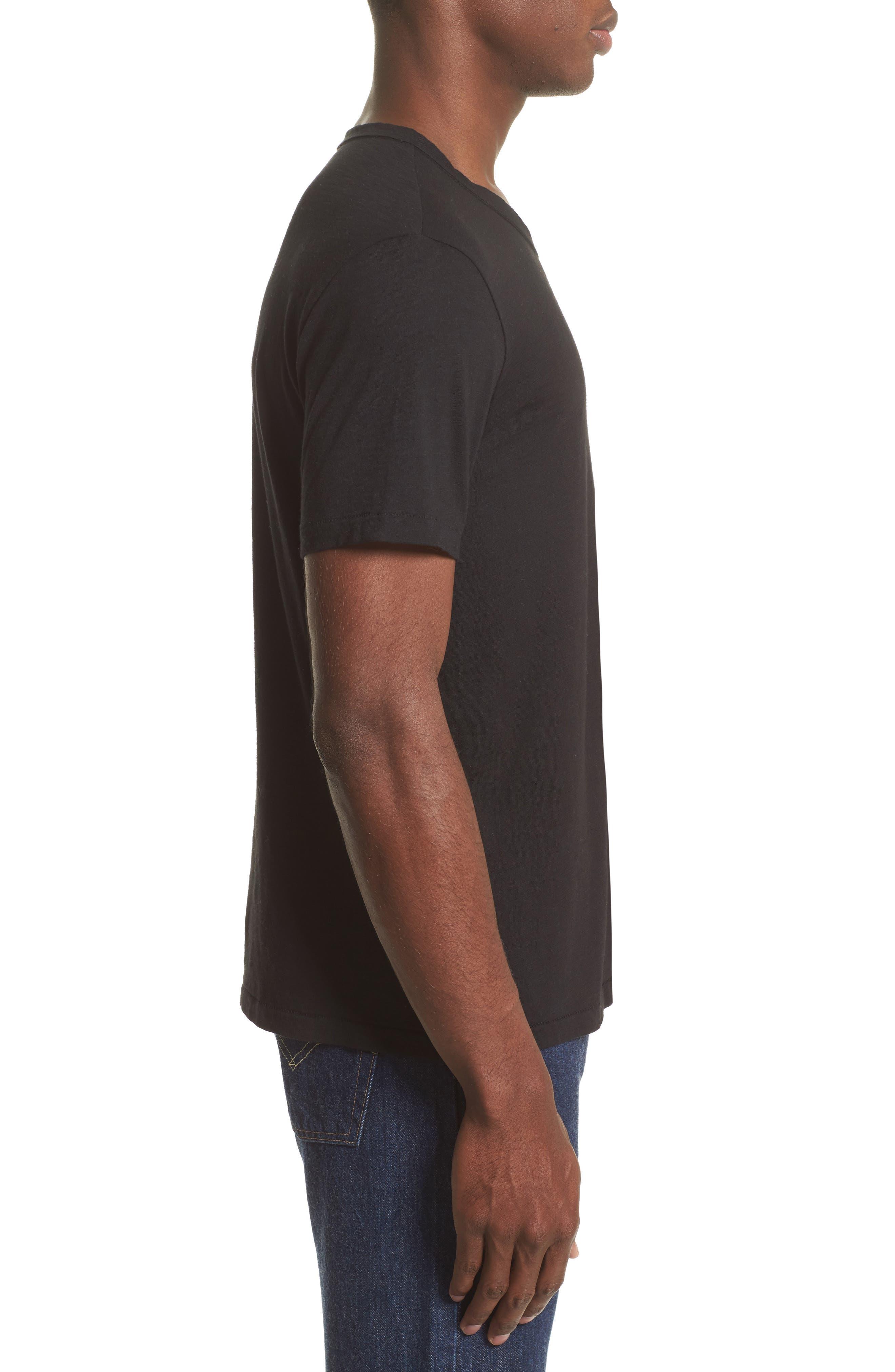 'Classic' Pocket T-Shirt,                             Alternate thumbnail 9, color,