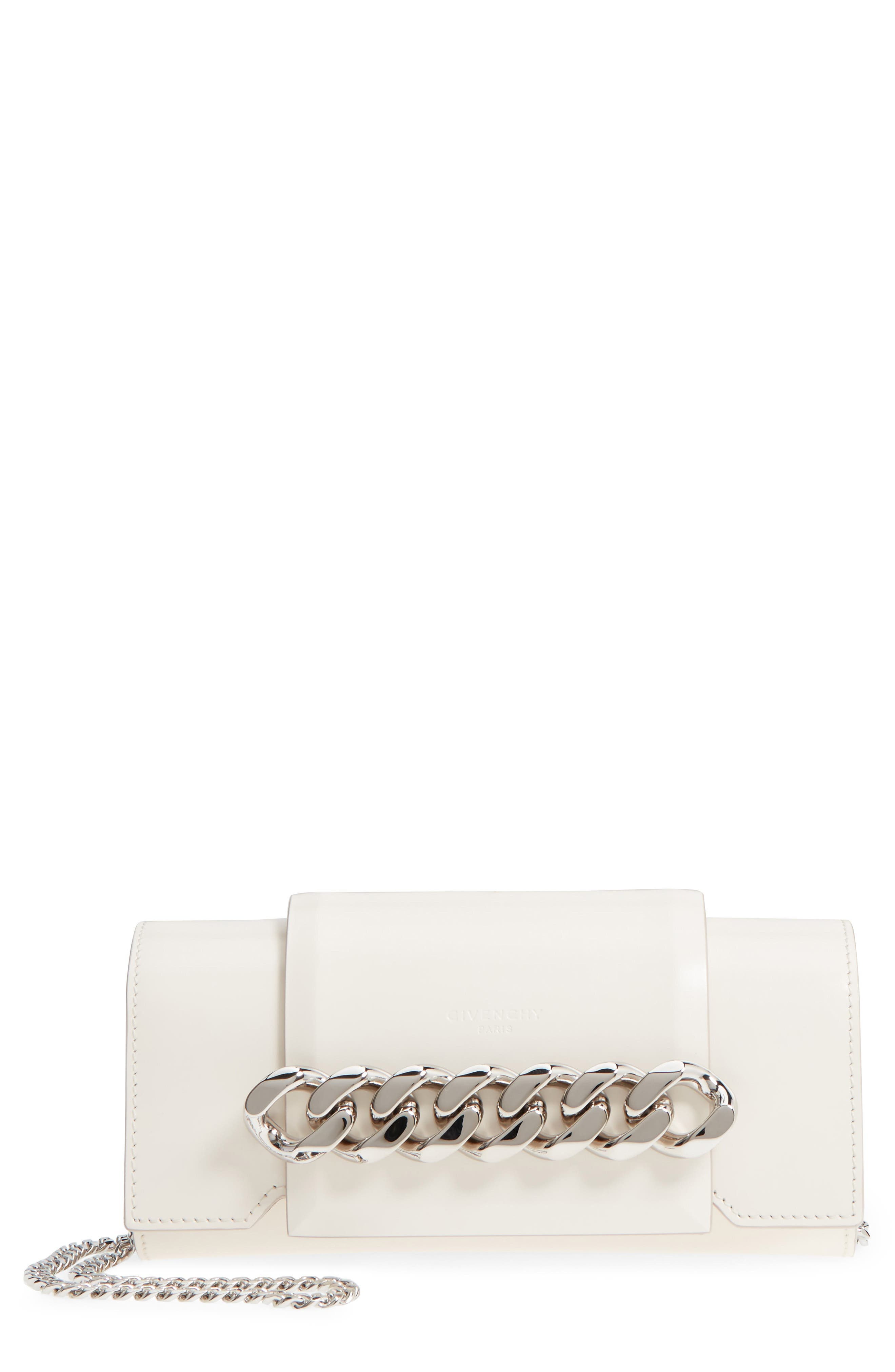 Mini Infinity Calfskin Leather Shoulder/Crossbody Bag,                             Main thumbnail 2, color,