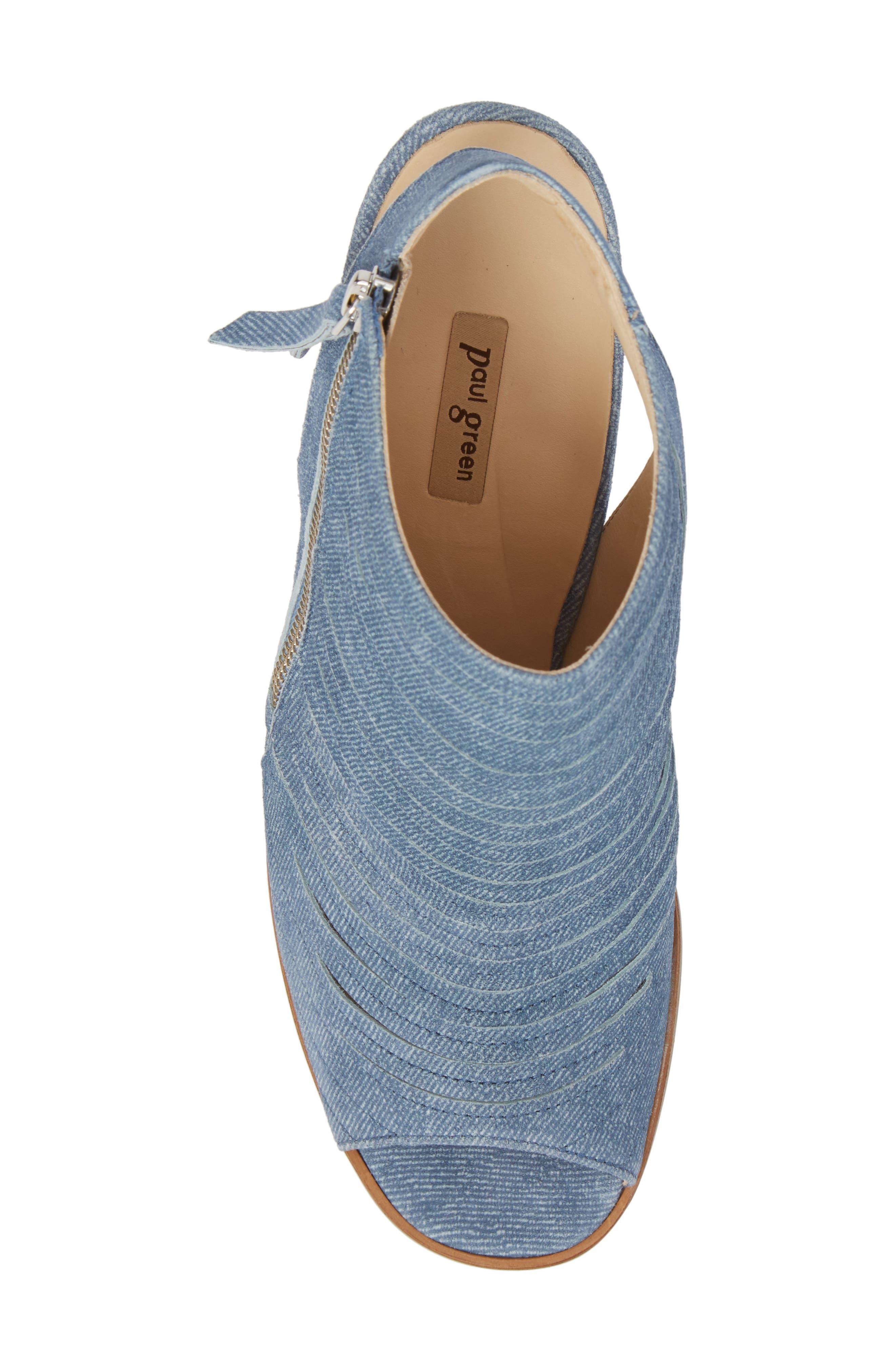 'Cayanne' Leather Peep Toe Sandal,                             Alternate thumbnail 38, color,