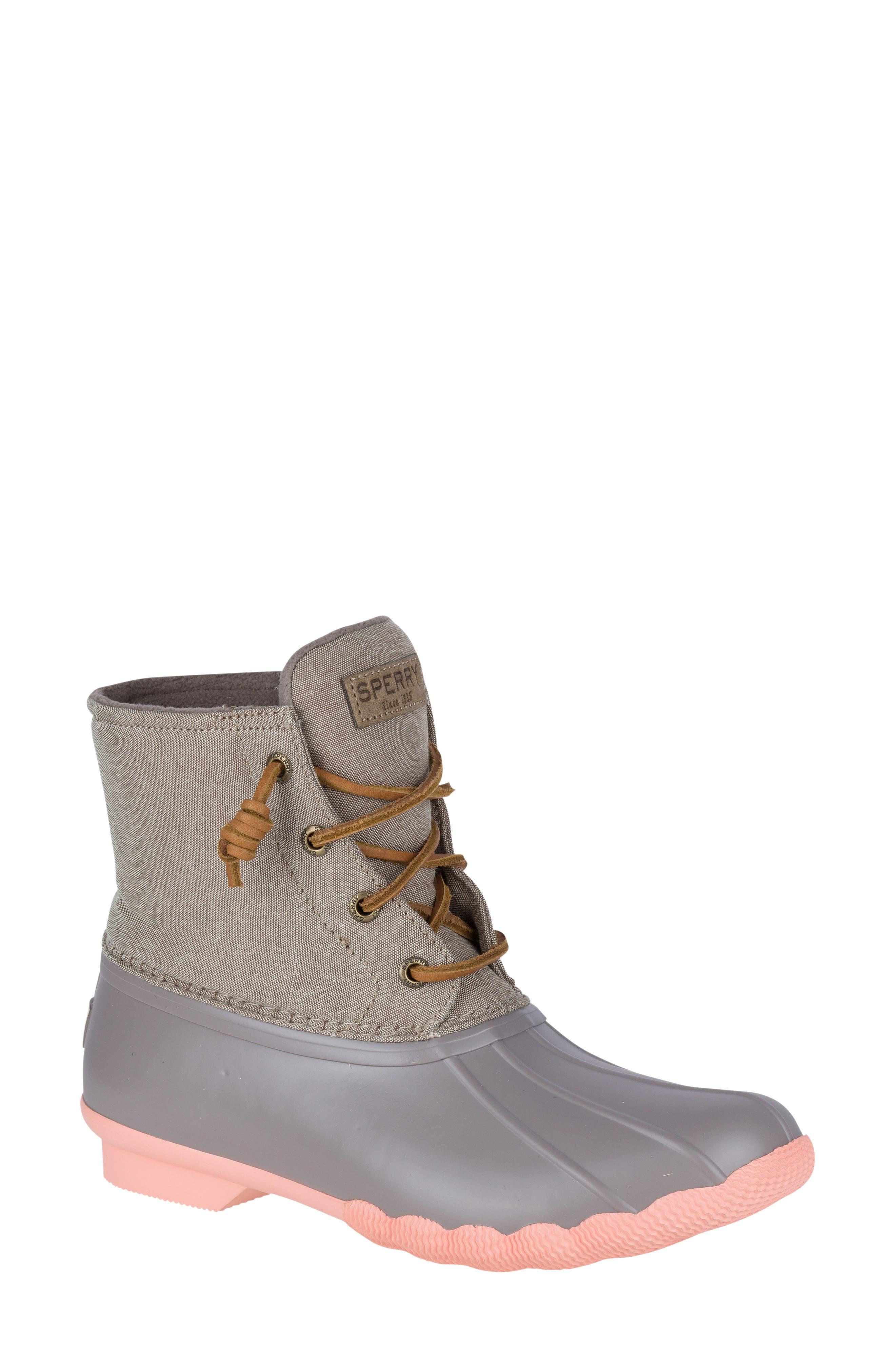 'Saltwater' Waterproof Rain Boot,                             Main thumbnail 25, color,
