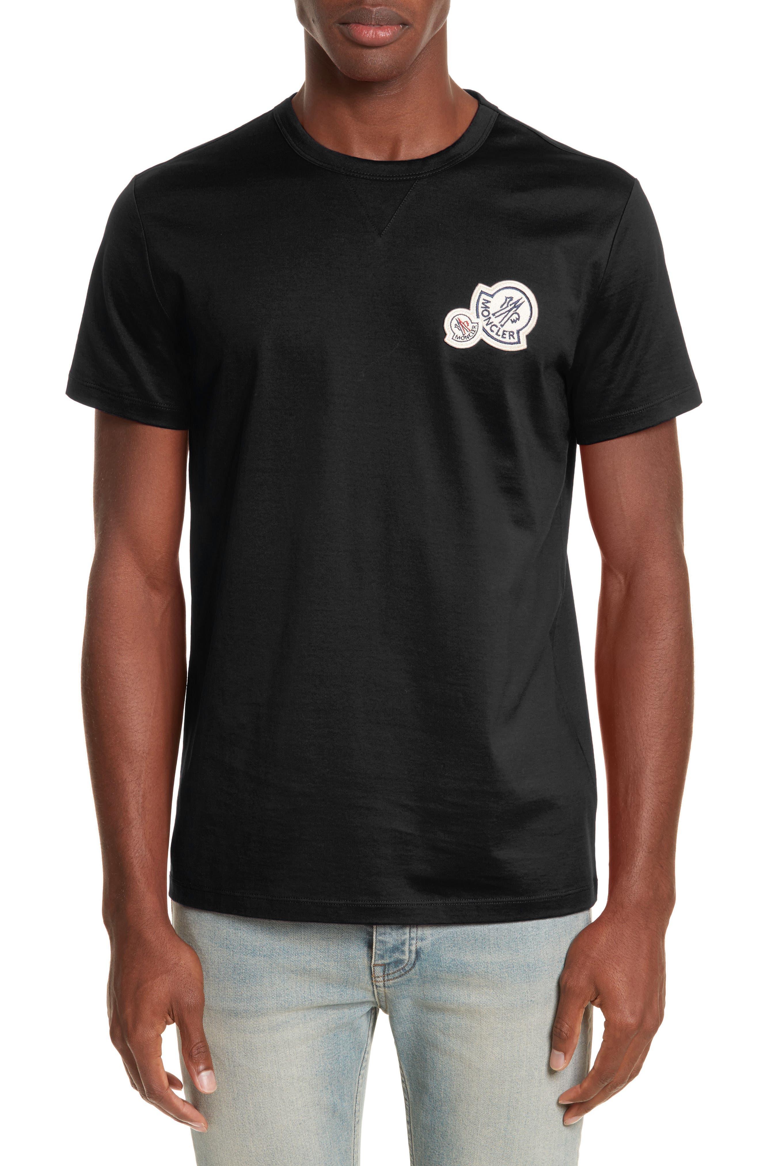 Patch T-Shirt,                         Main,                         color, 001