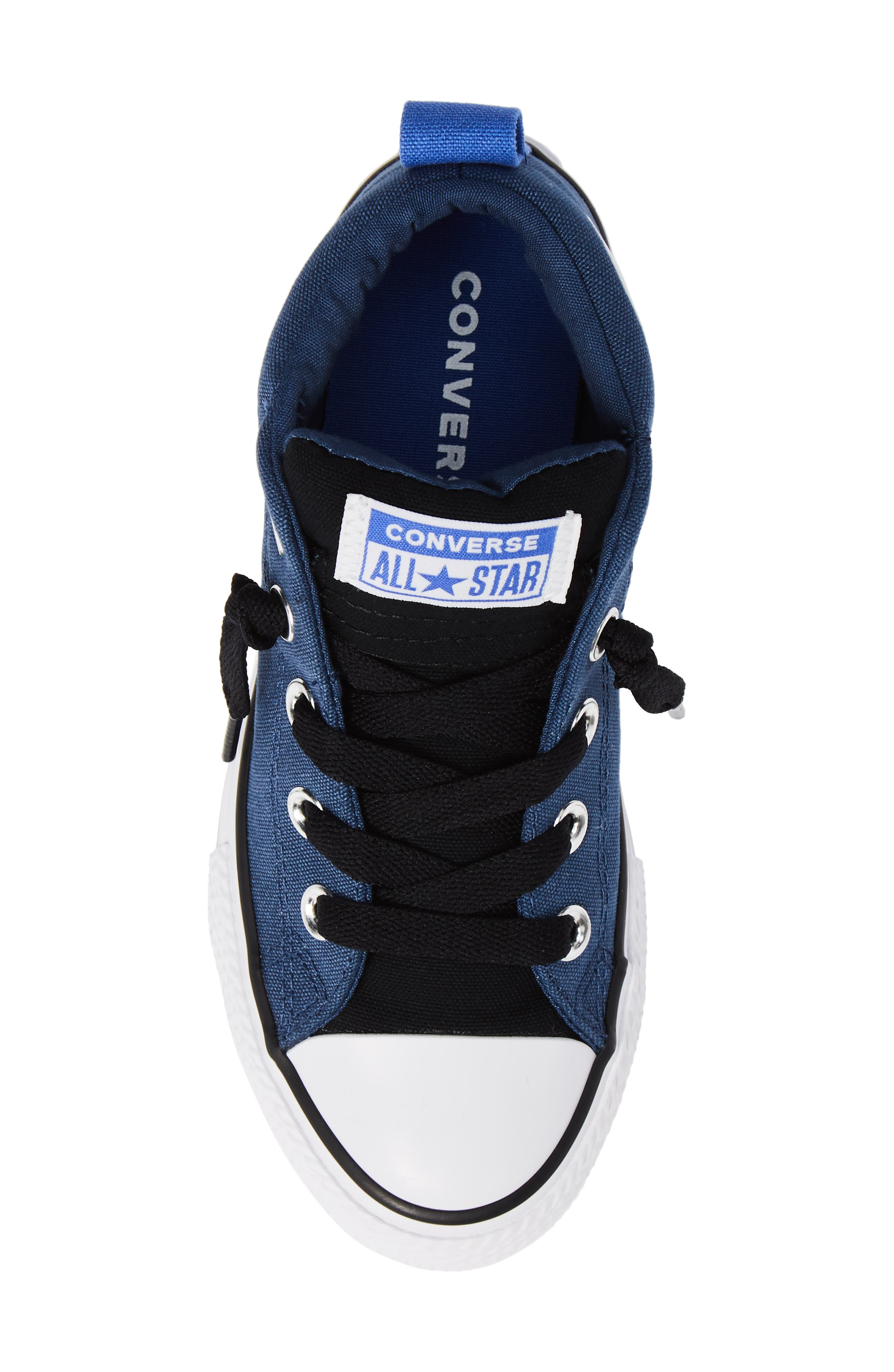 CONVERSE,                             Chuck Taylor<sup>®</sup> All Star<sup>®</sup> Seasonal Street Sneaker,                             Alternate thumbnail 5, color,                             403