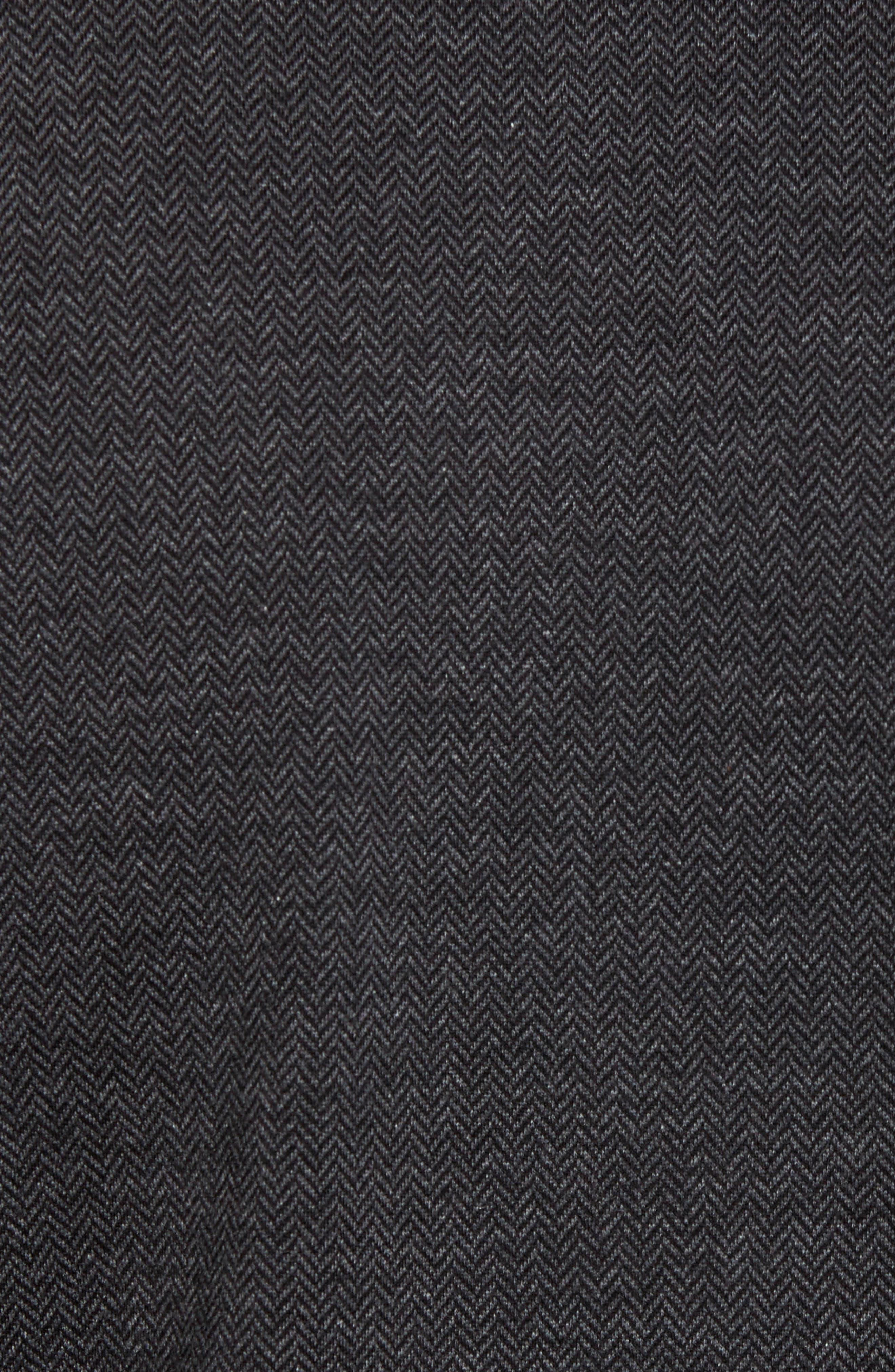 Herringbone Jacquard Polo,                             Alternate thumbnail 5, color,                             010
