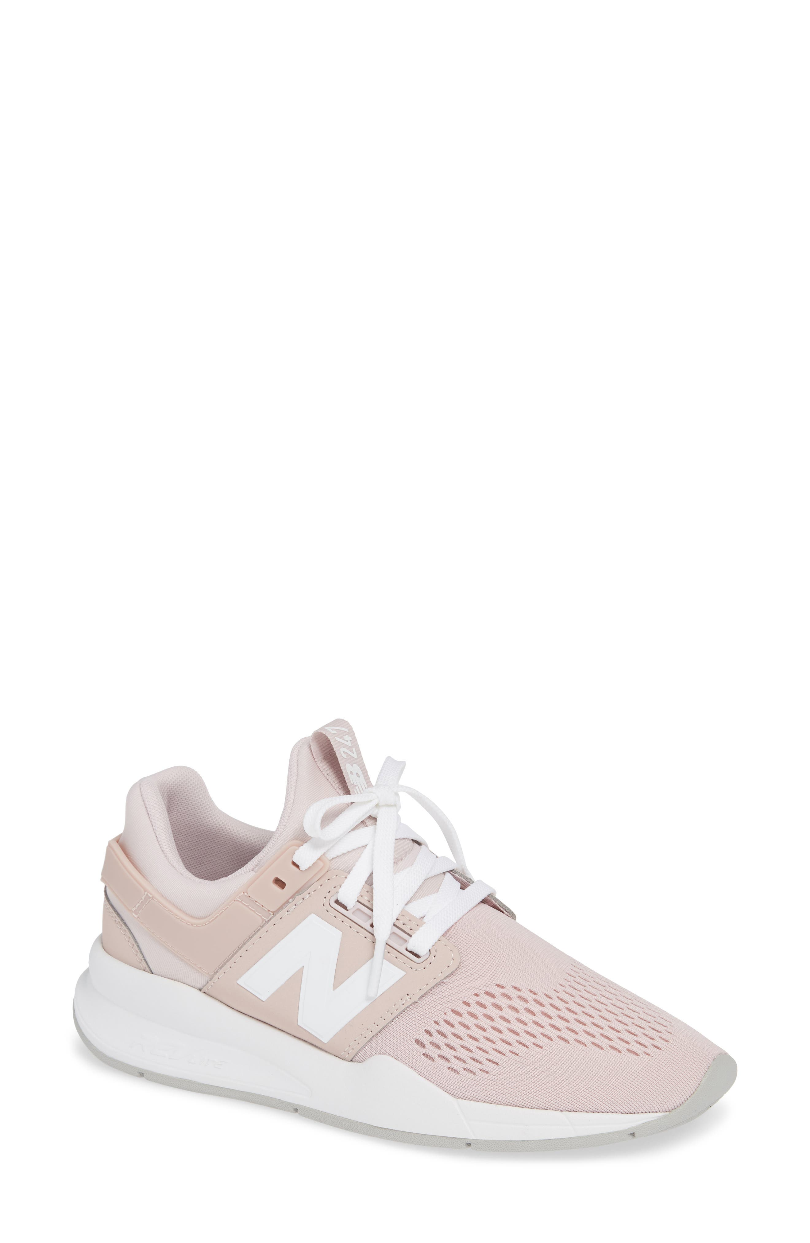 247 Sneaker,                             Main thumbnail 1, color,                             CONCH SHELL