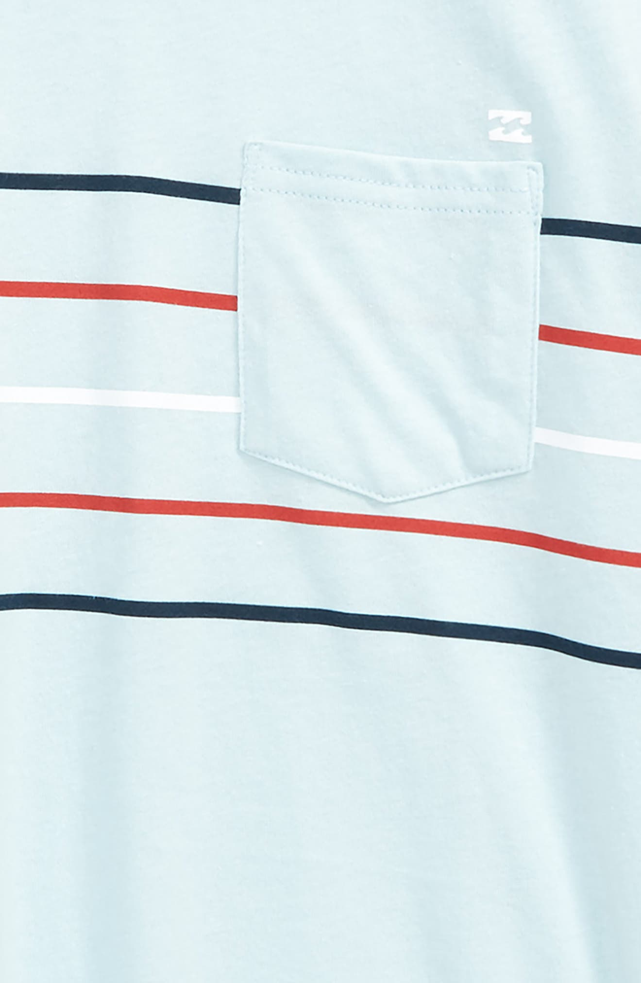 Team Stripe T-Shirt,                             Alternate thumbnail 4, color,
