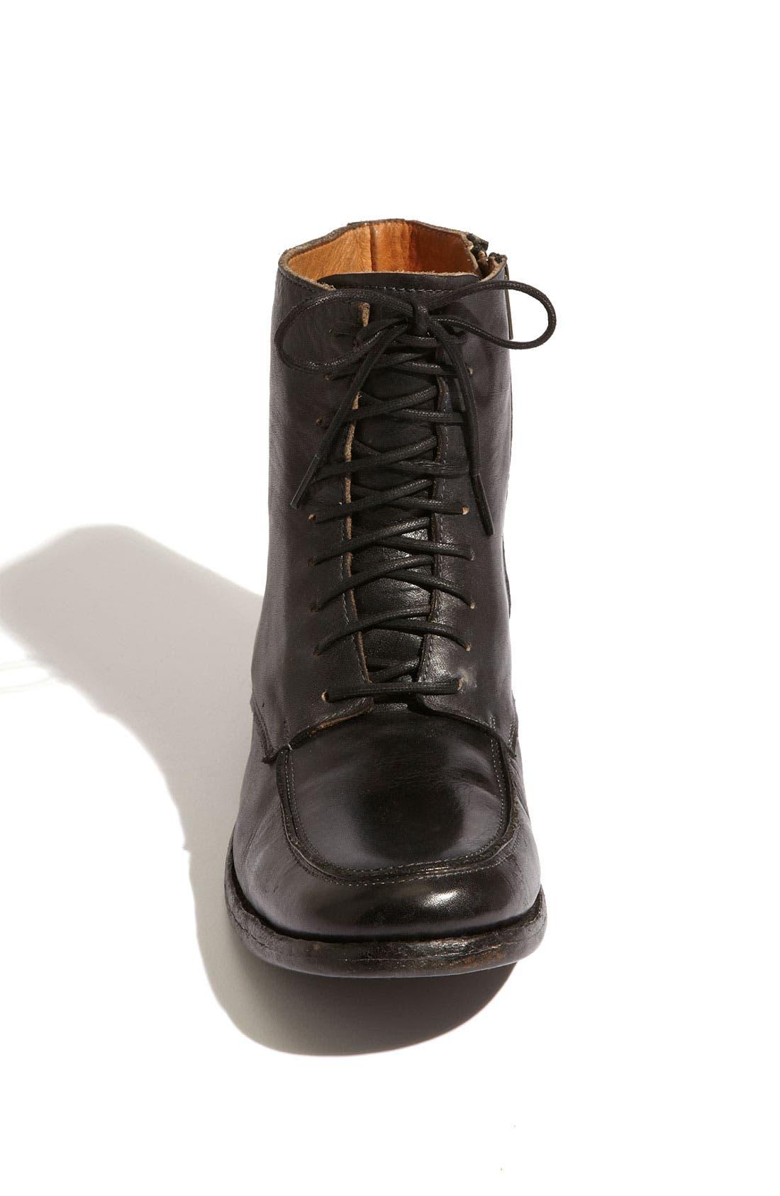 'Leo' Boot,                             Alternate thumbnail 4, color,                             001
