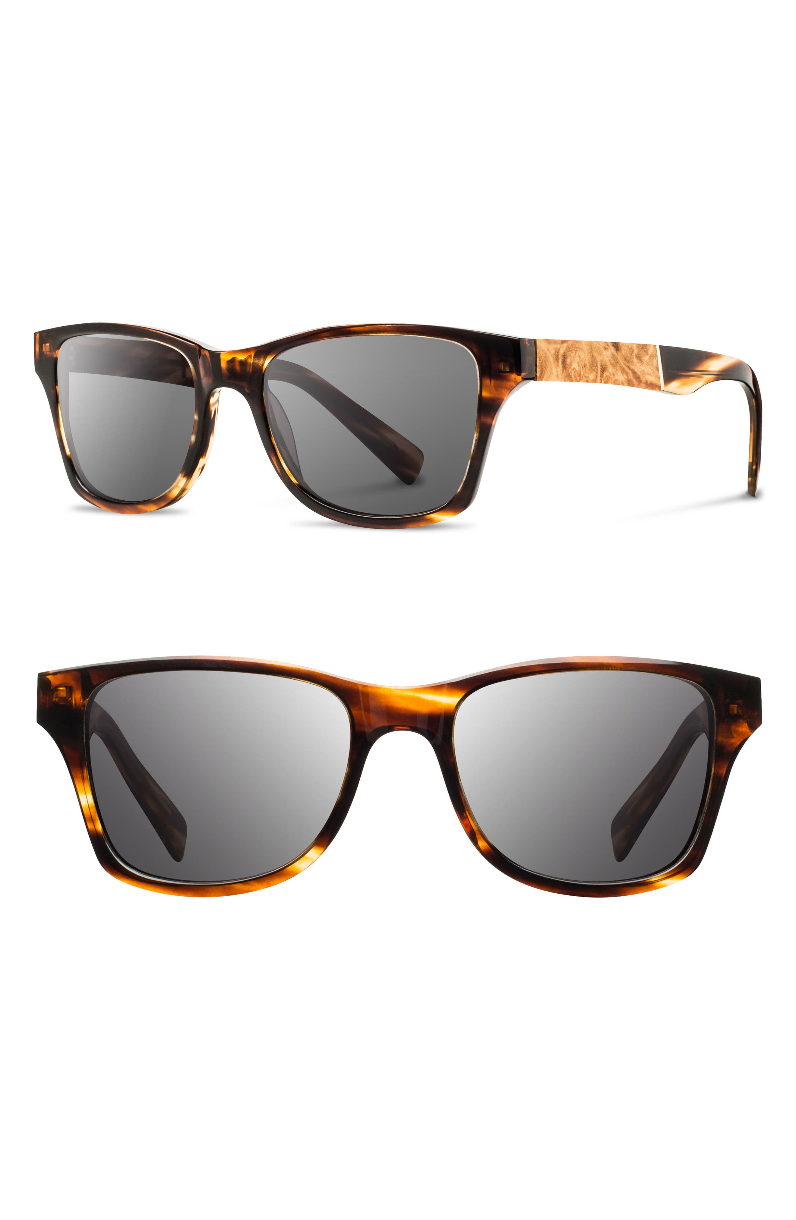 'Canby' 53mm Polarized Sunglasses,                             Main thumbnail 8, color,
