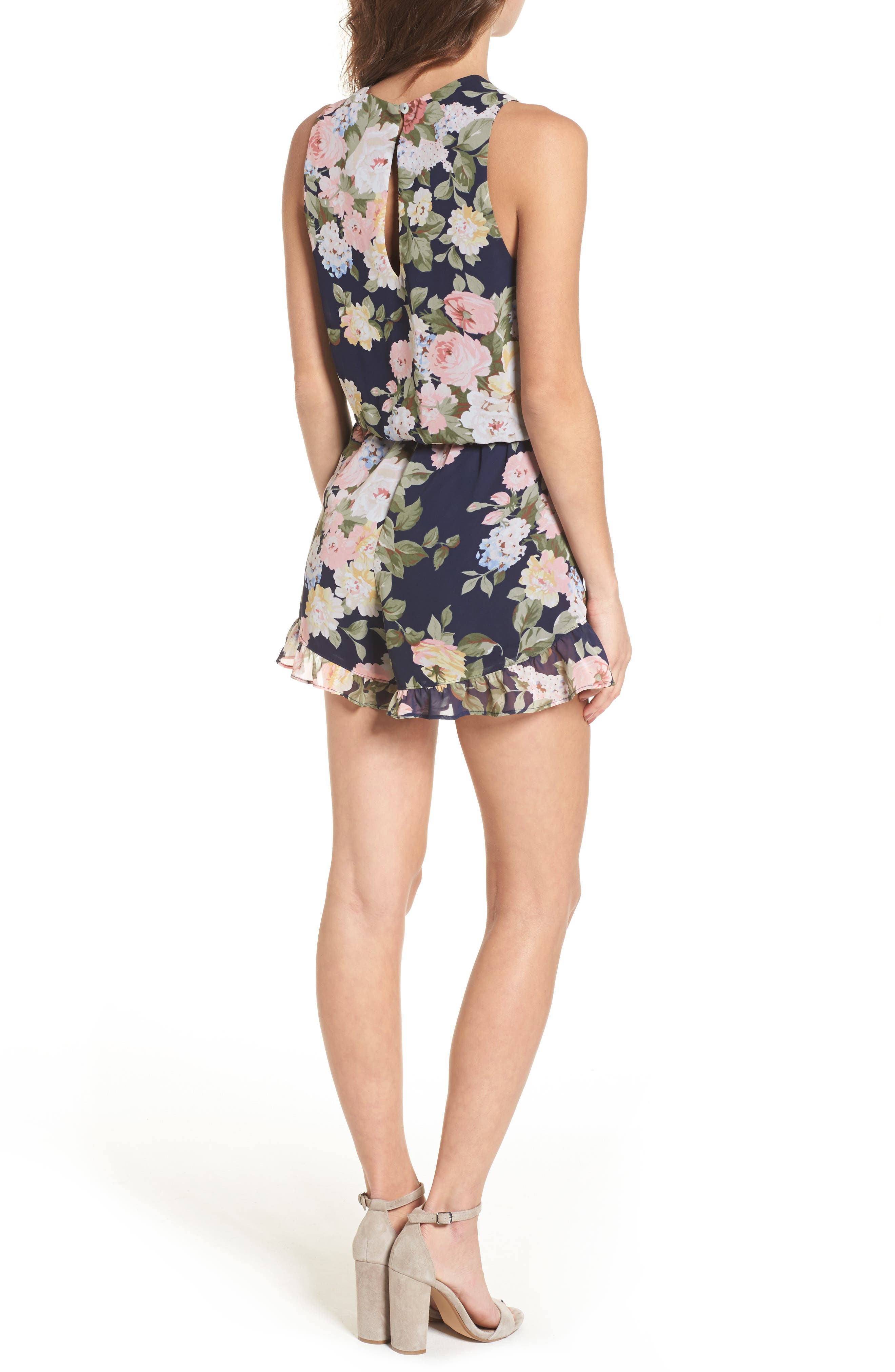 Riri Romper,                             Alternate thumbnail 2, color,                             400