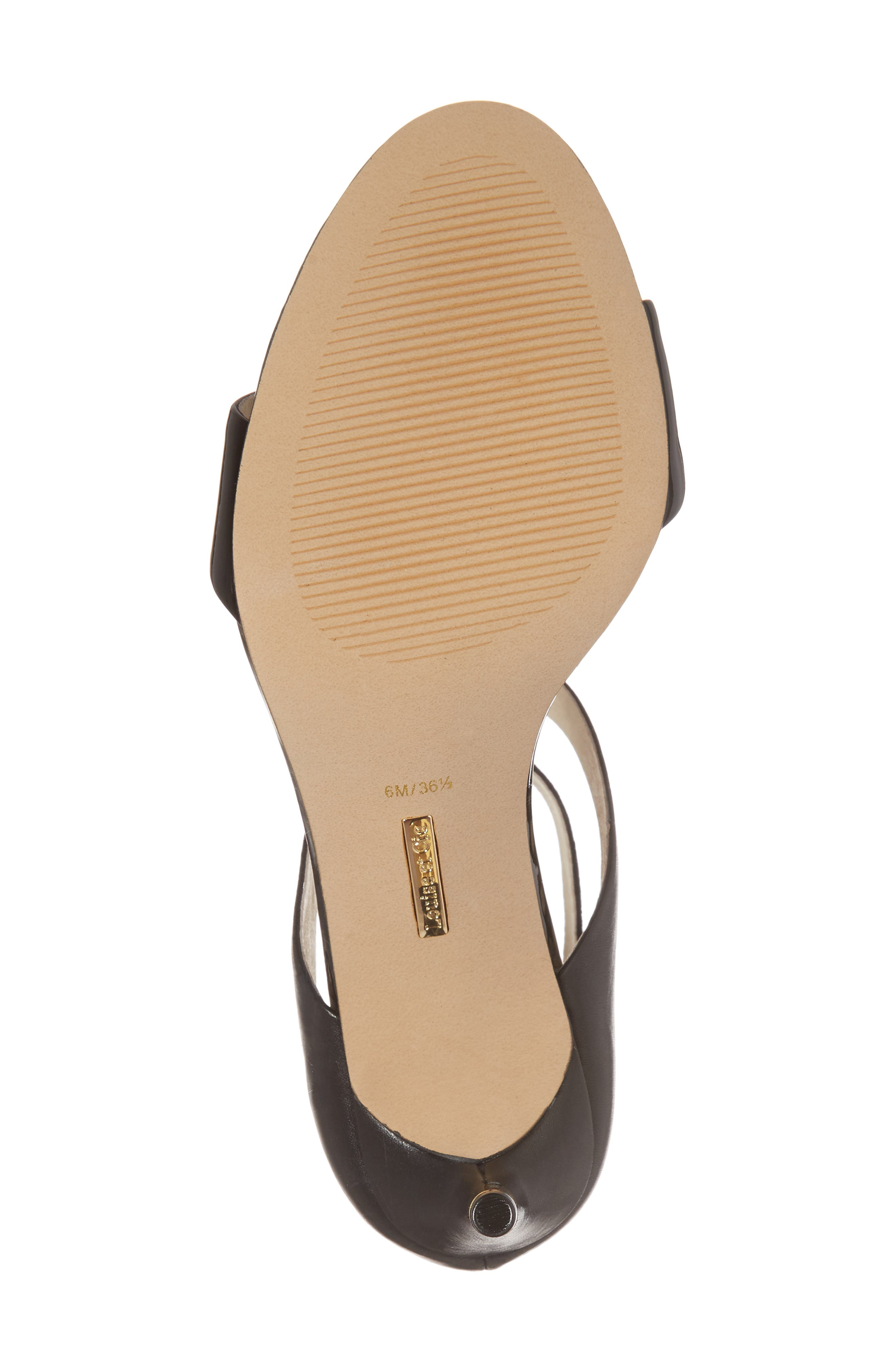 Keit Strappy Sandal,                             Alternate thumbnail 6, color,                             001
