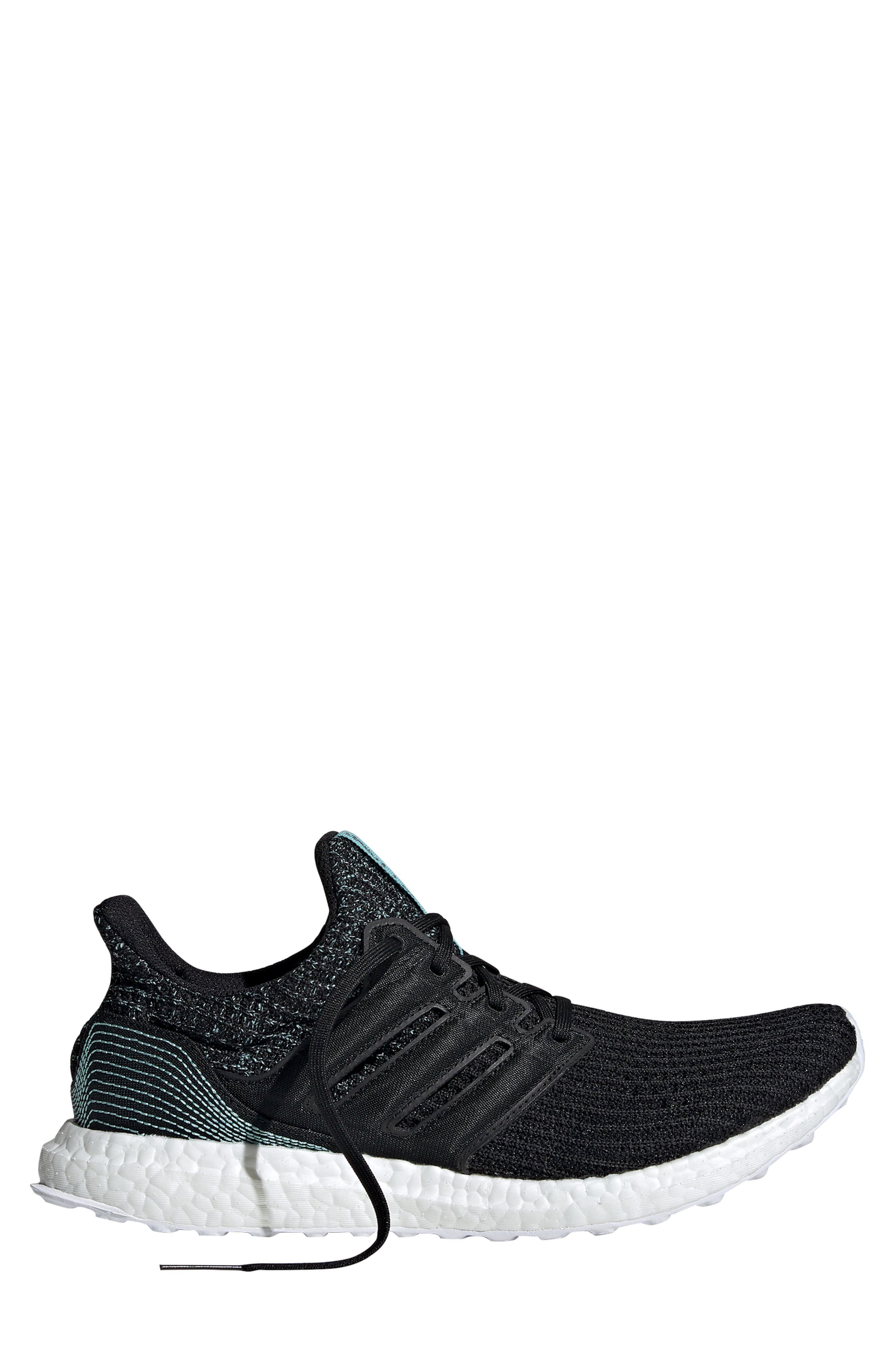 Parley UltraBoost Sneaker,                             Alternate thumbnail 8, color,                             001