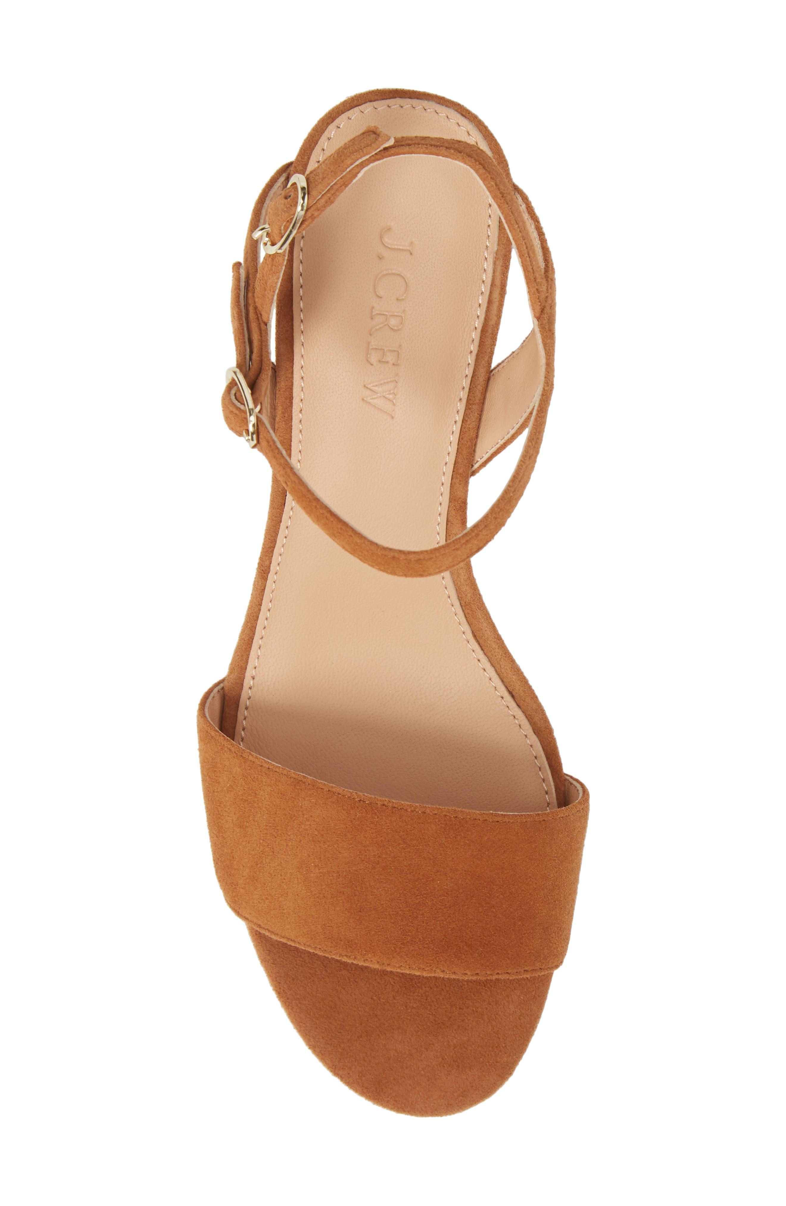 Strappy Block Heel Sandal,                             Alternate thumbnail 12, color,