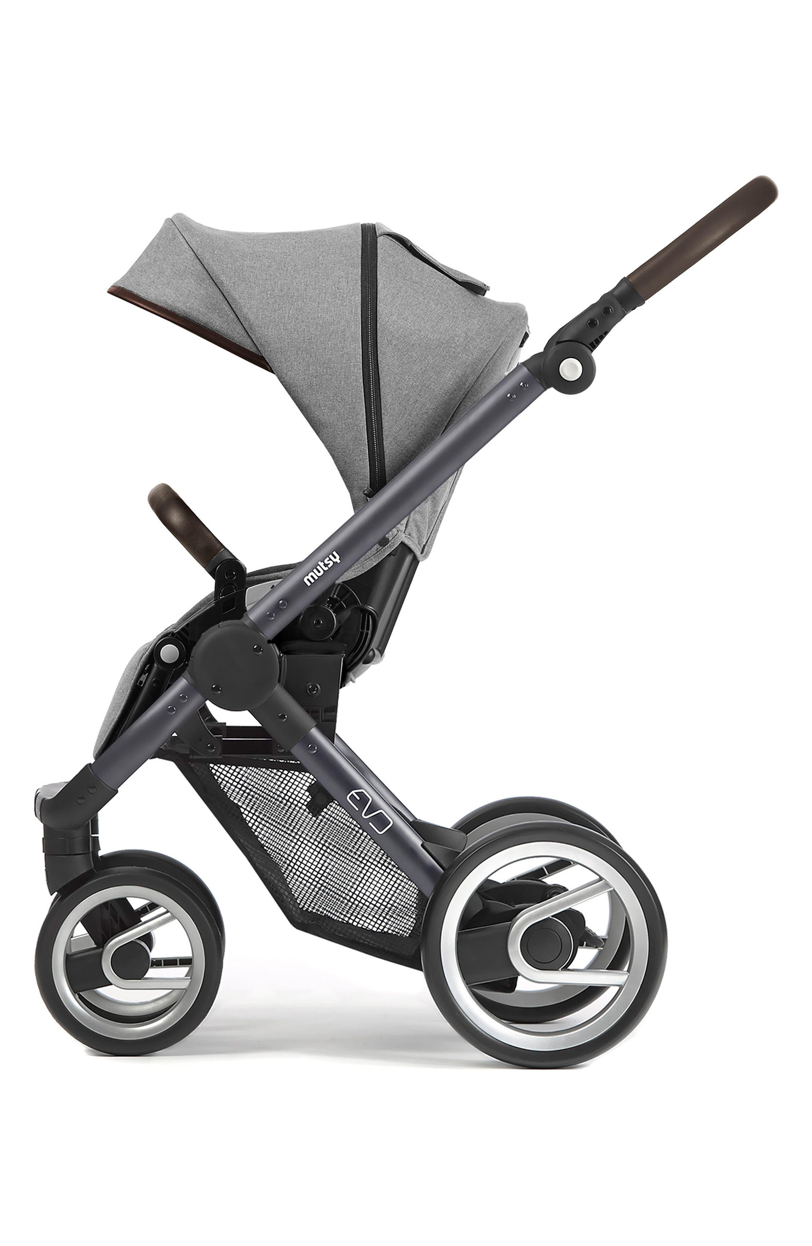 Evo - Farmer Earth Stroller,                             Alternate thumbnail 4, color,                             GREY